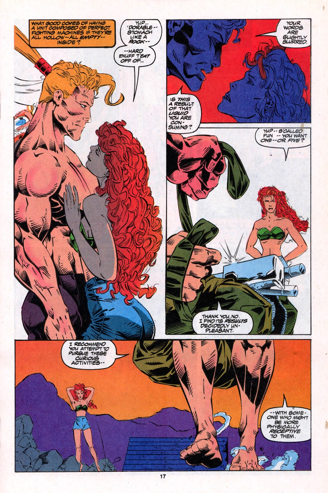 X-Force (1991) Issue #26 #31 - English 17