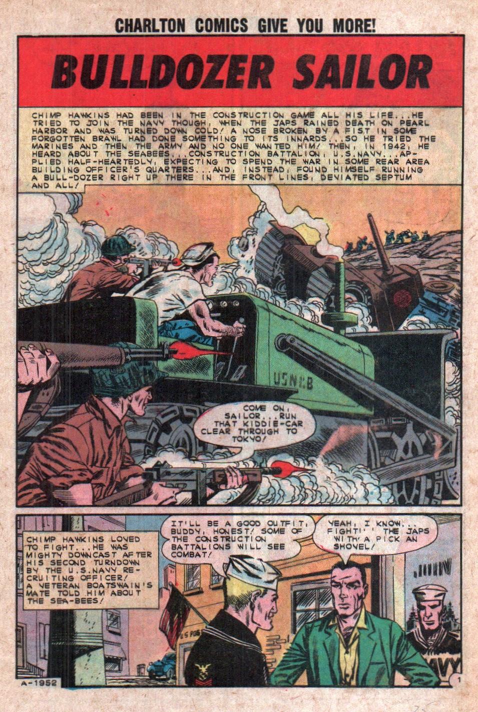 Read online Fightin' Navy comic -  Issue #108 - 25
