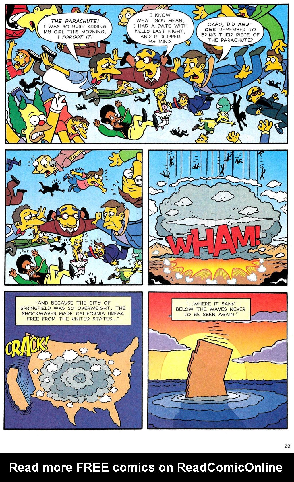 Read online Simpsons Comics comic -  Issue #118 - 24