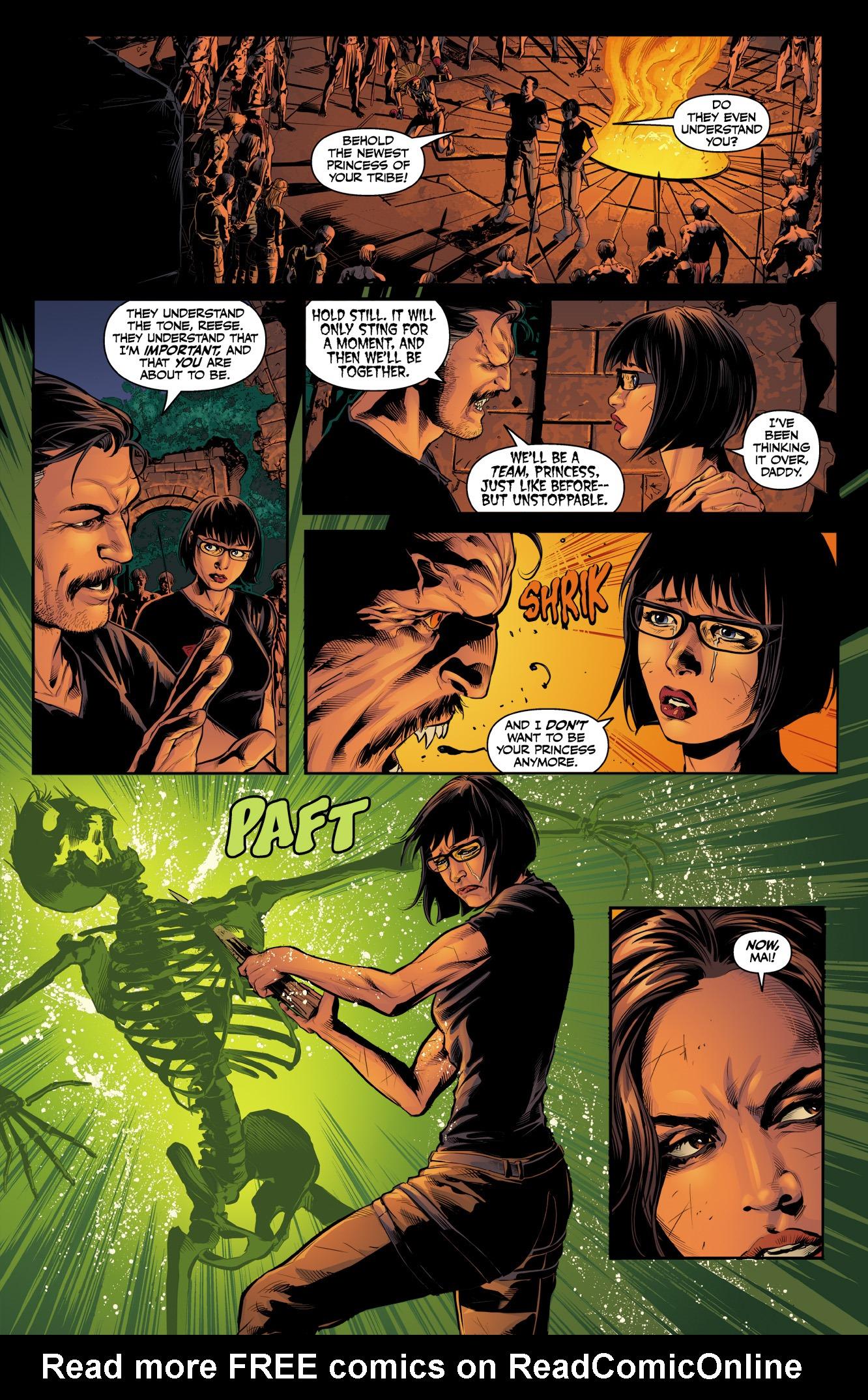 Read online Angel & Faith Season 10 comic -  Issue #10 - 13