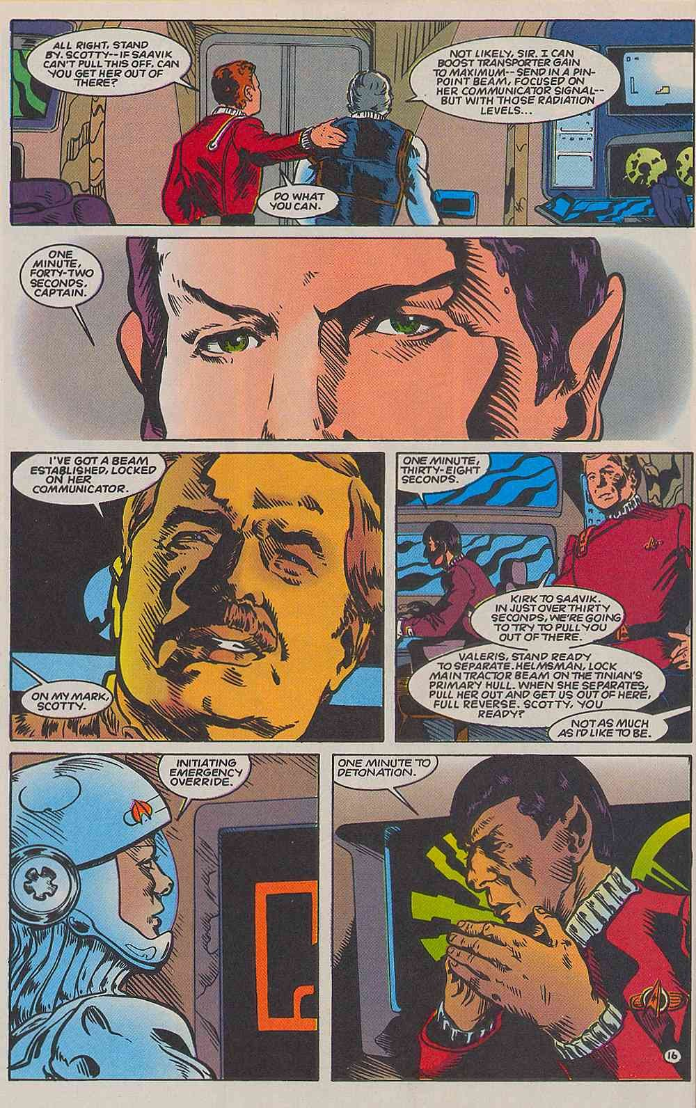 Read online Star Trek (1989) comic -  Issue # _Special 2 - 48