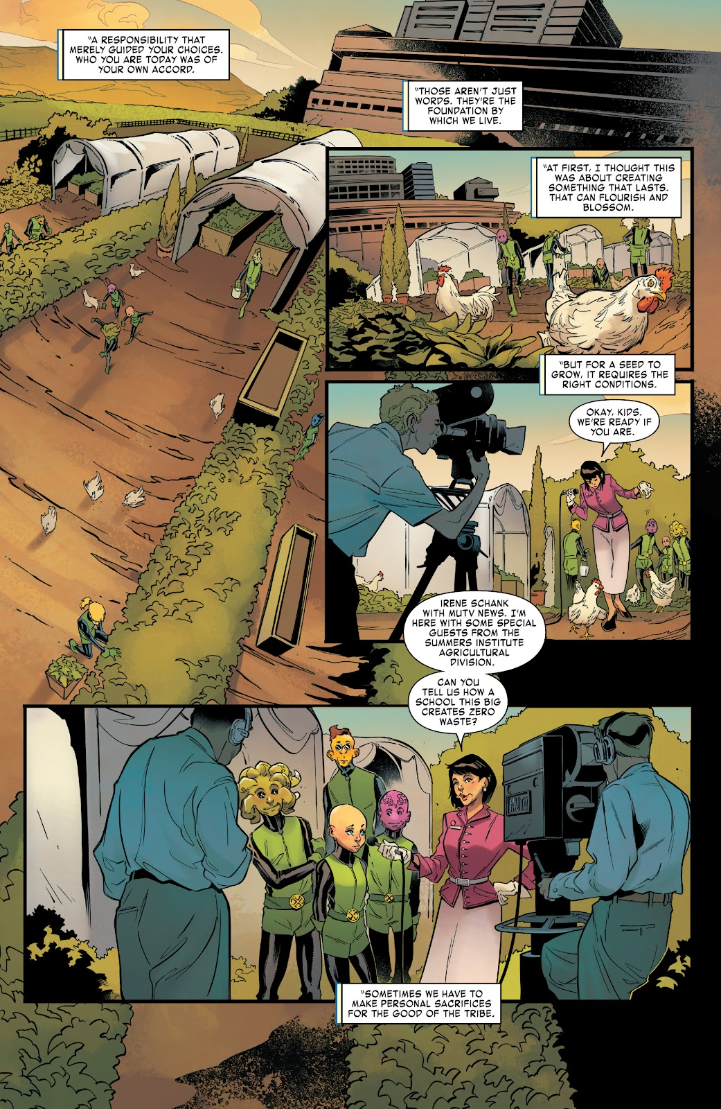 Read online Age of X-Man Omega comic -  Issue # Full - 8