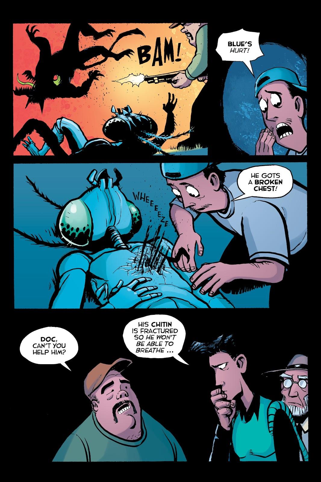 Read online Creature Tech (2019) comic -  Issue # TPB (Part 2) - 45