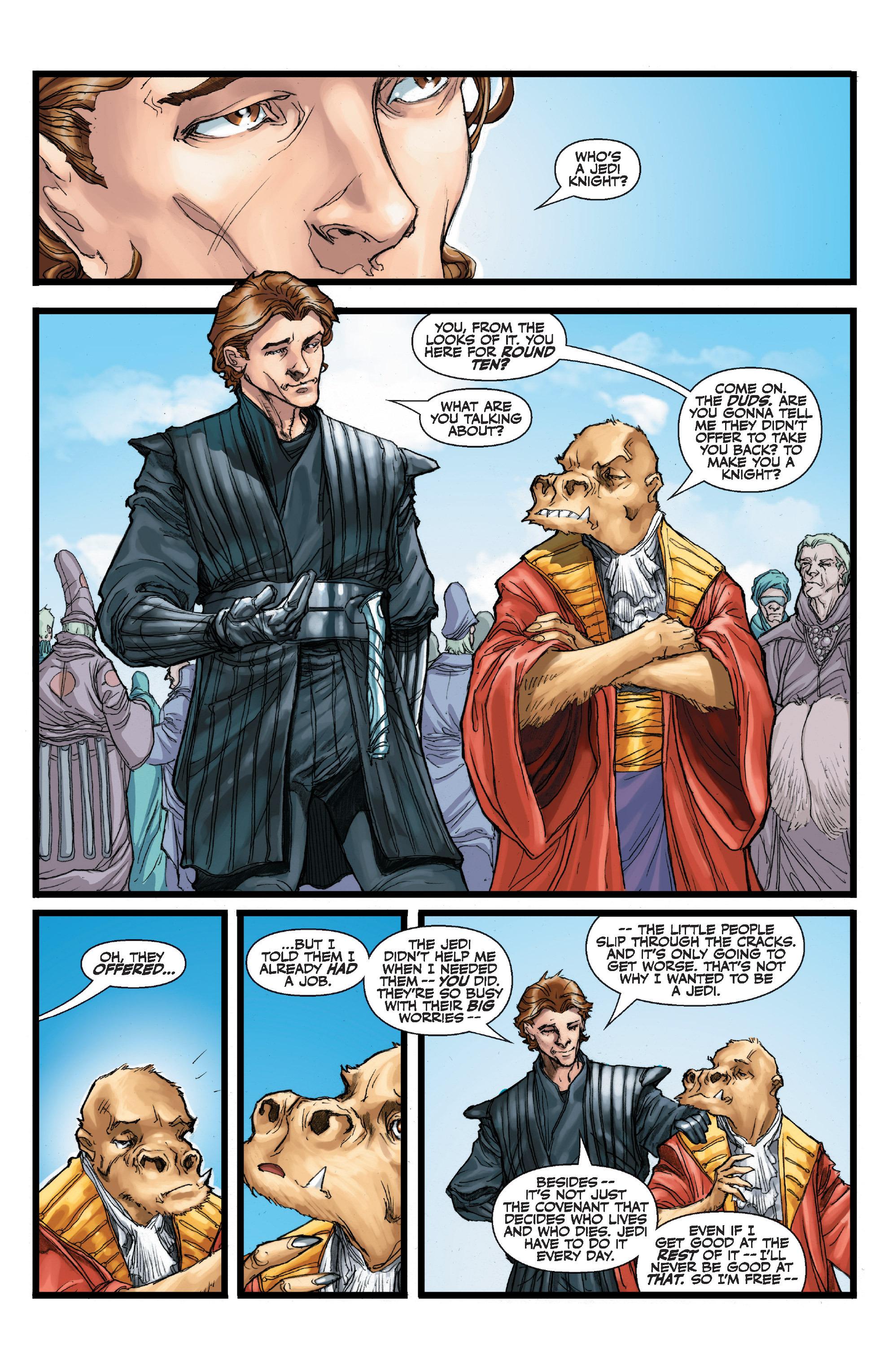 Read online Star Wars Omnibus comic -  Issue # Vol. 32 - 390