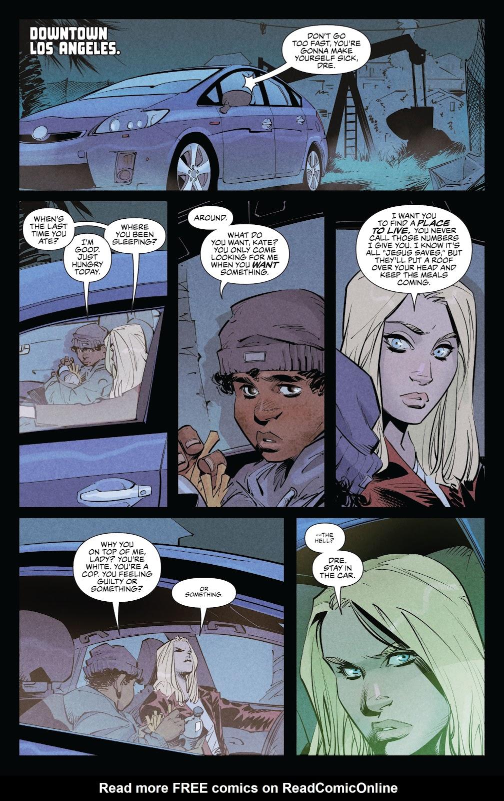 Read online Angel   Spike comic -  Issue #9 - 3