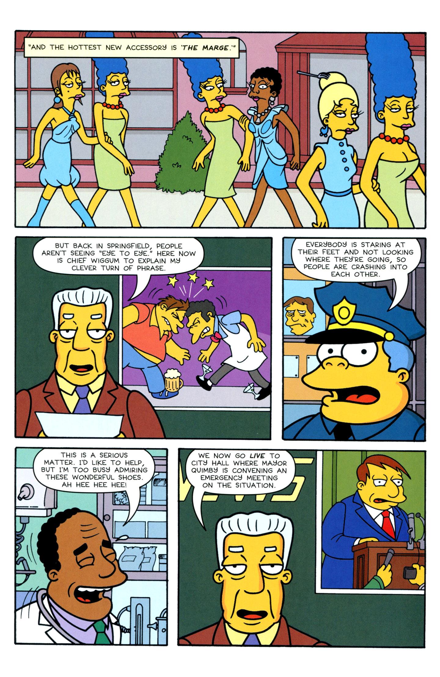 Read online Simpsons Comics Presents Bart Simpson comic -  Issue #75 - 23
