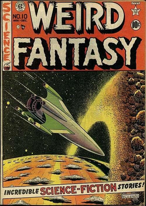 Weird Fantasy (1951) issue 10 - Page 2
