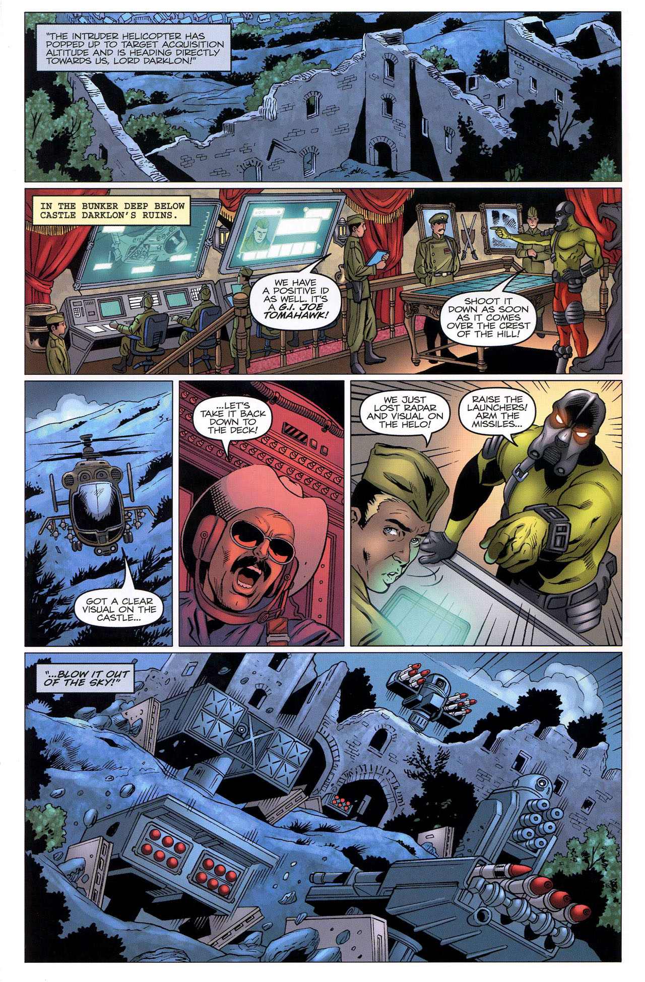 G.I. Joe: A Real American Hero 171 Page 3