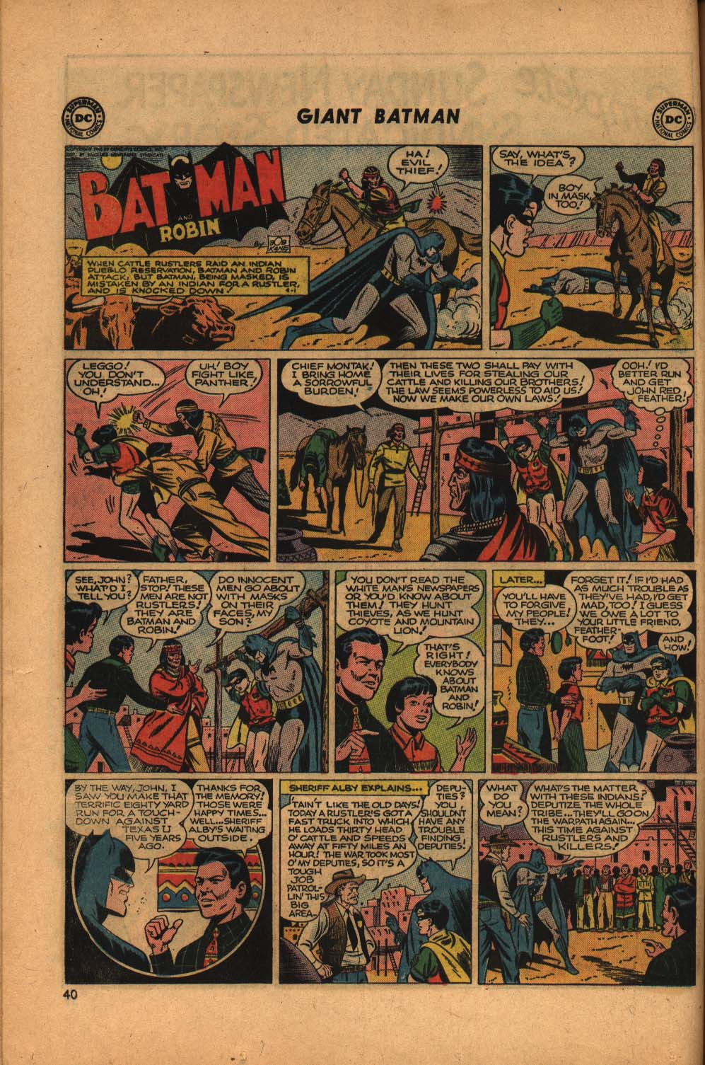 Read online 80 Page Giant comic -  Issue #5 - 42