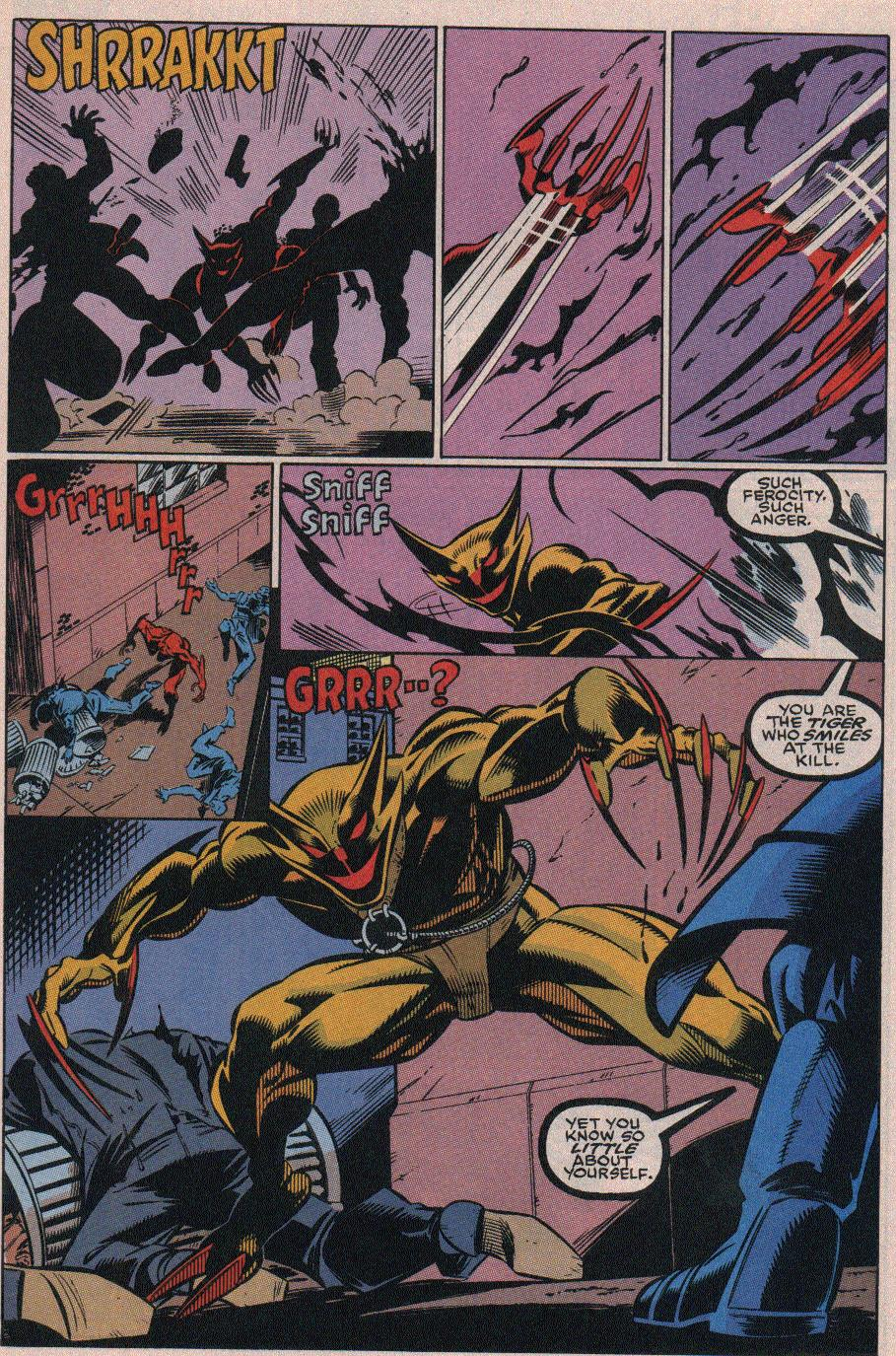 The New Warriors Issue #19 #23 - English 8