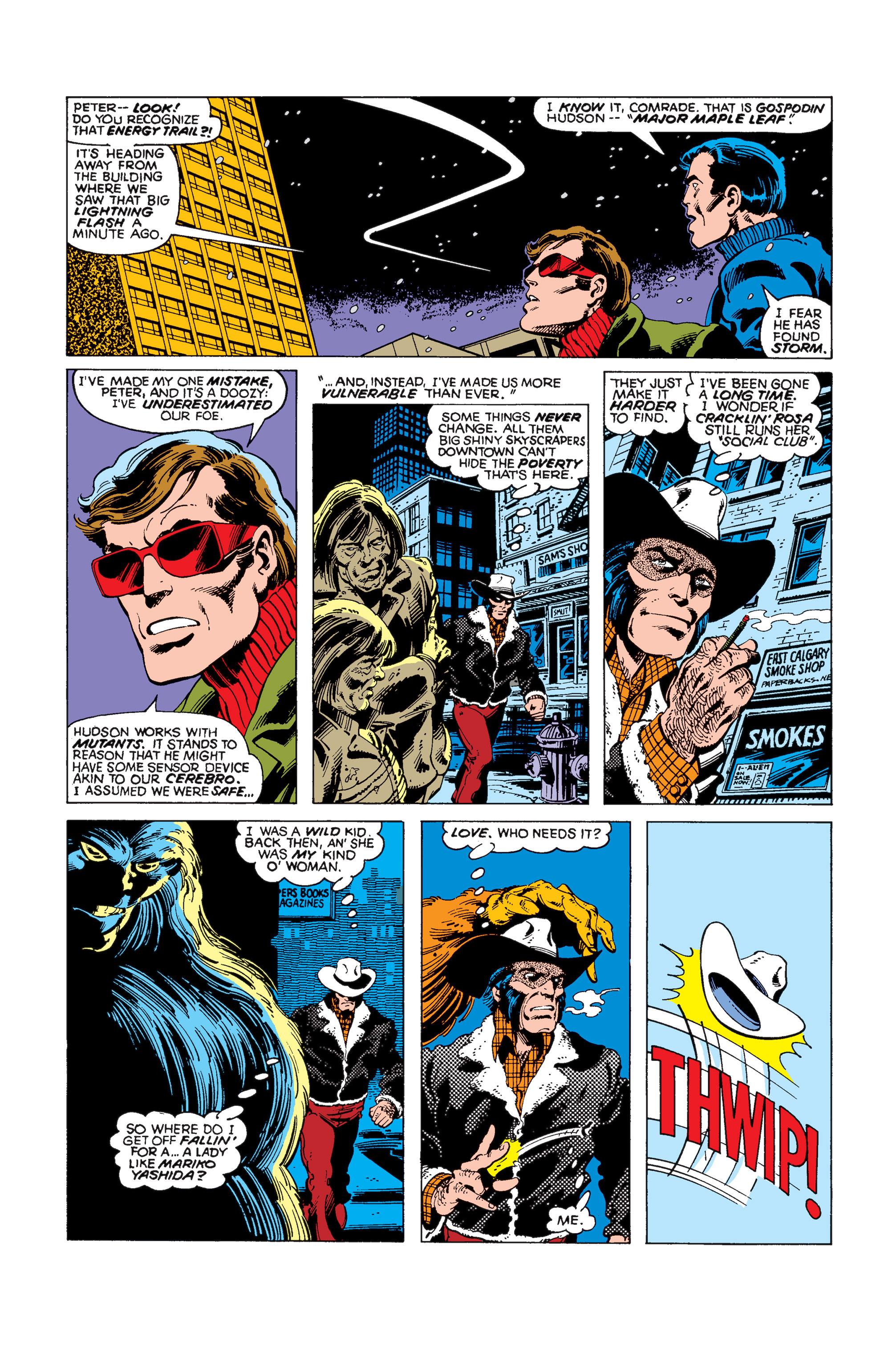 Uncanny X-Men (1963) 120 Page 16