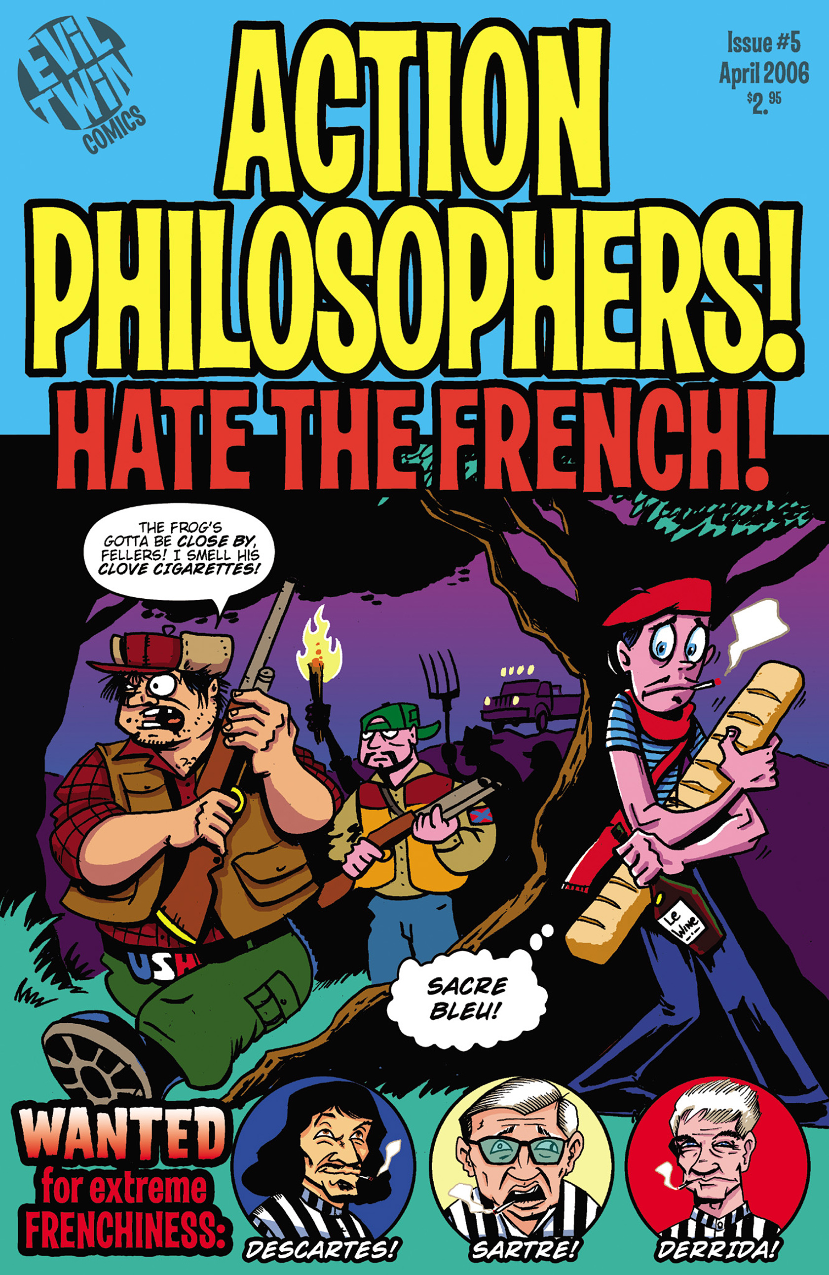 Read online Action Philosophers! comic -  Issue #Action Philosophers! TPB (Part 2) - 155