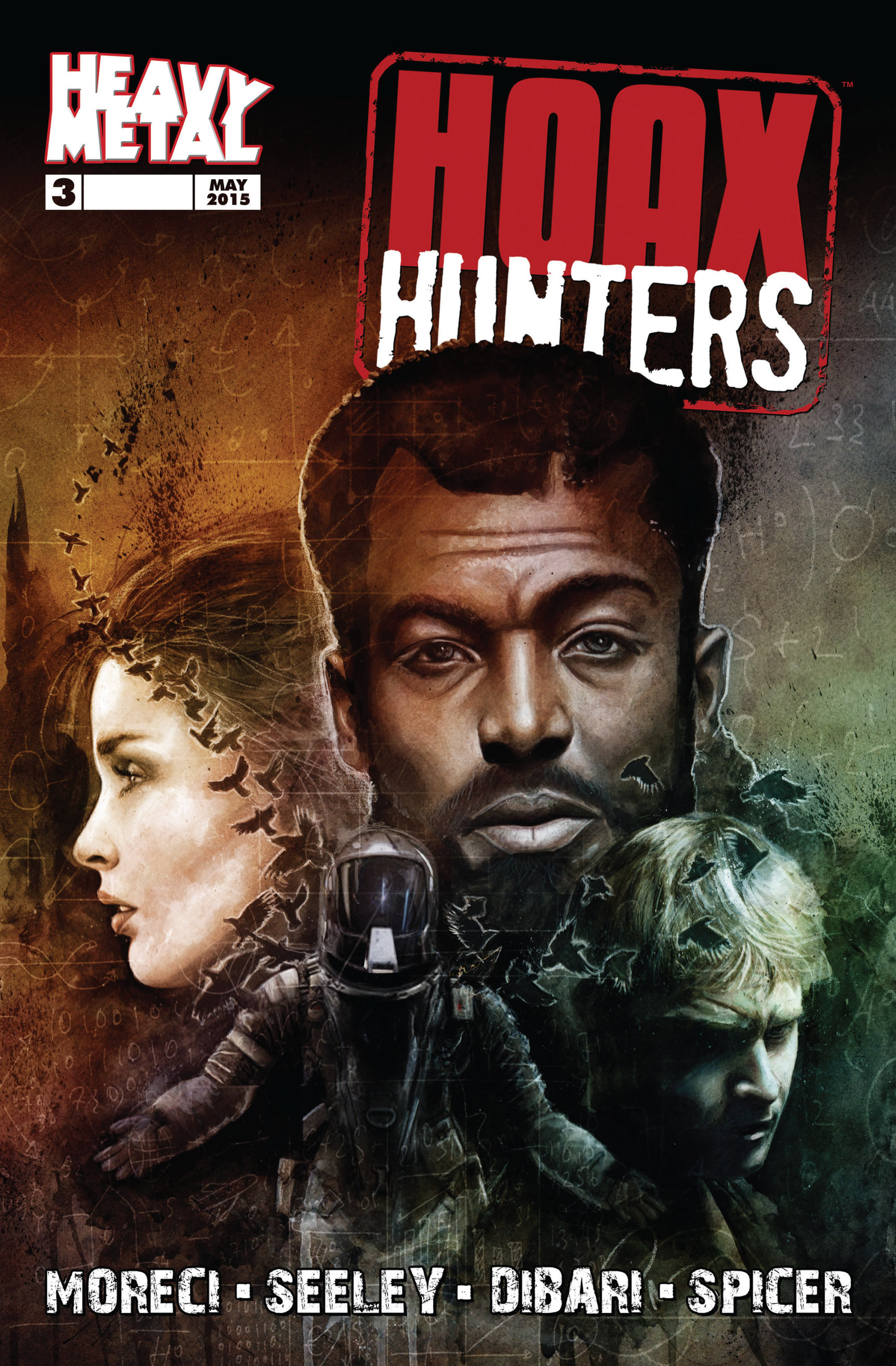Read online Hoax Hunters (2015) comic -  Issue #3 - 1