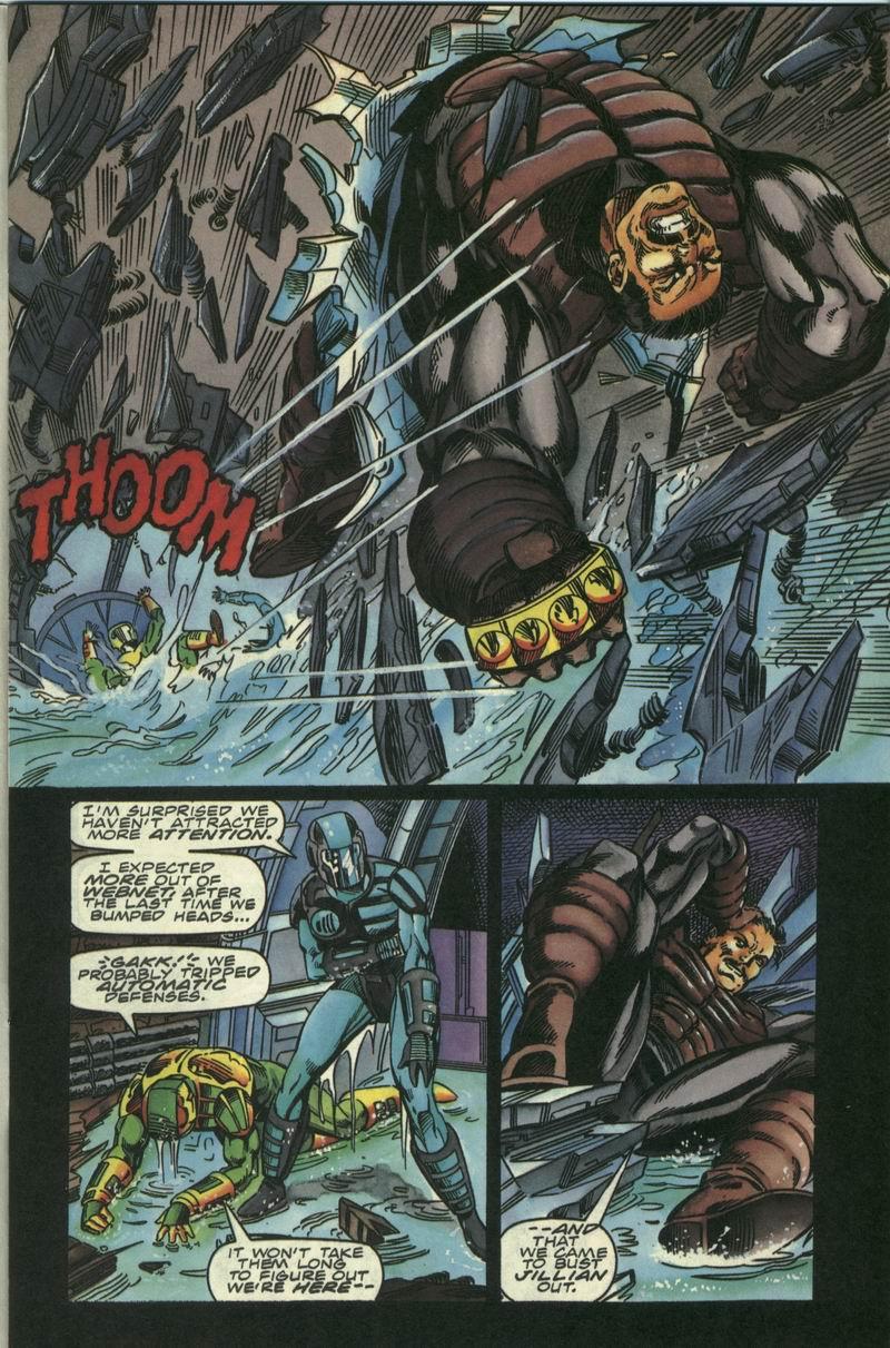 Read online Secret Weapons comic -  Issue #17 - 4