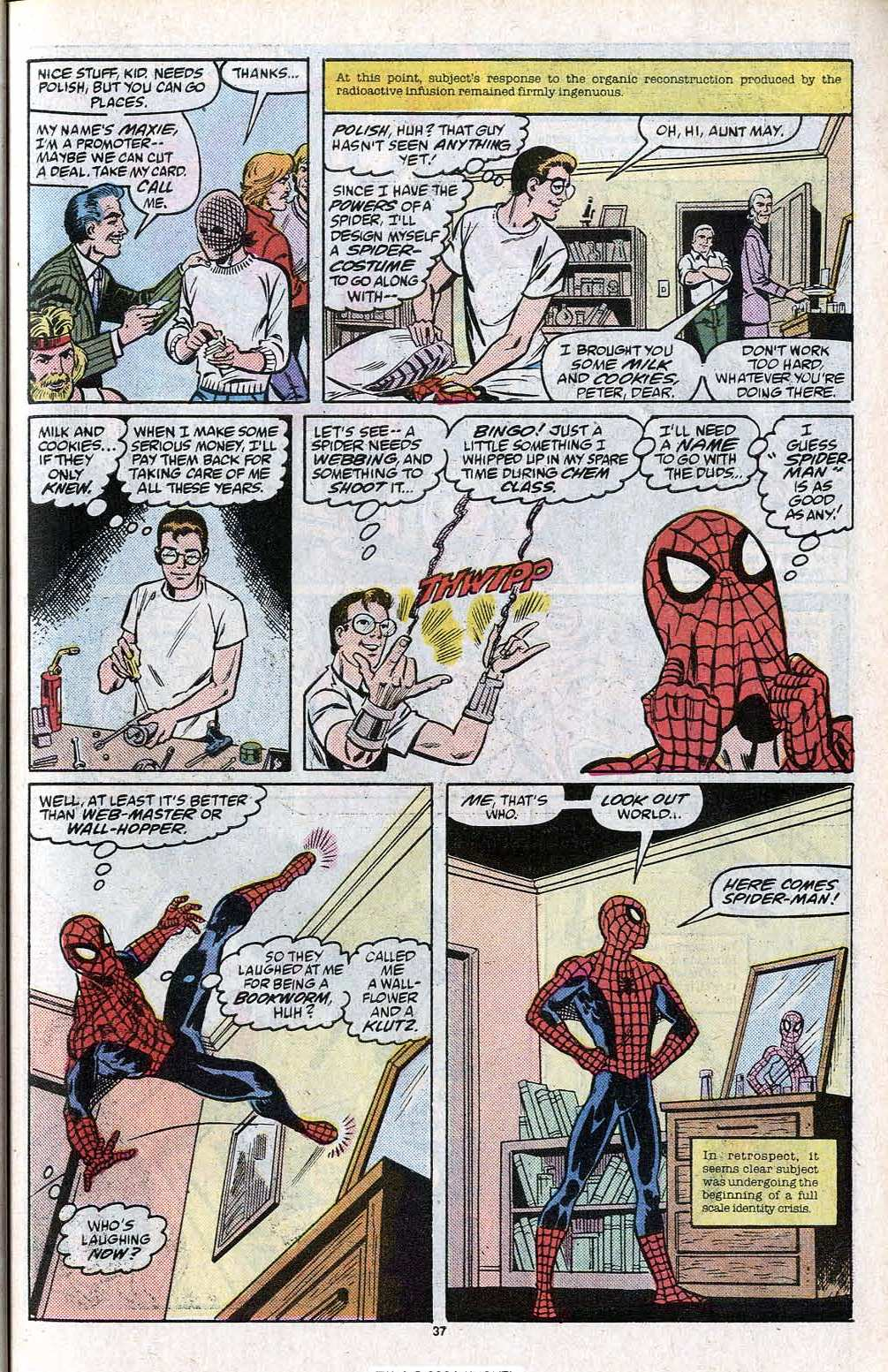 The Amazing Spider-Man (1963) _Annual_23 Page 38