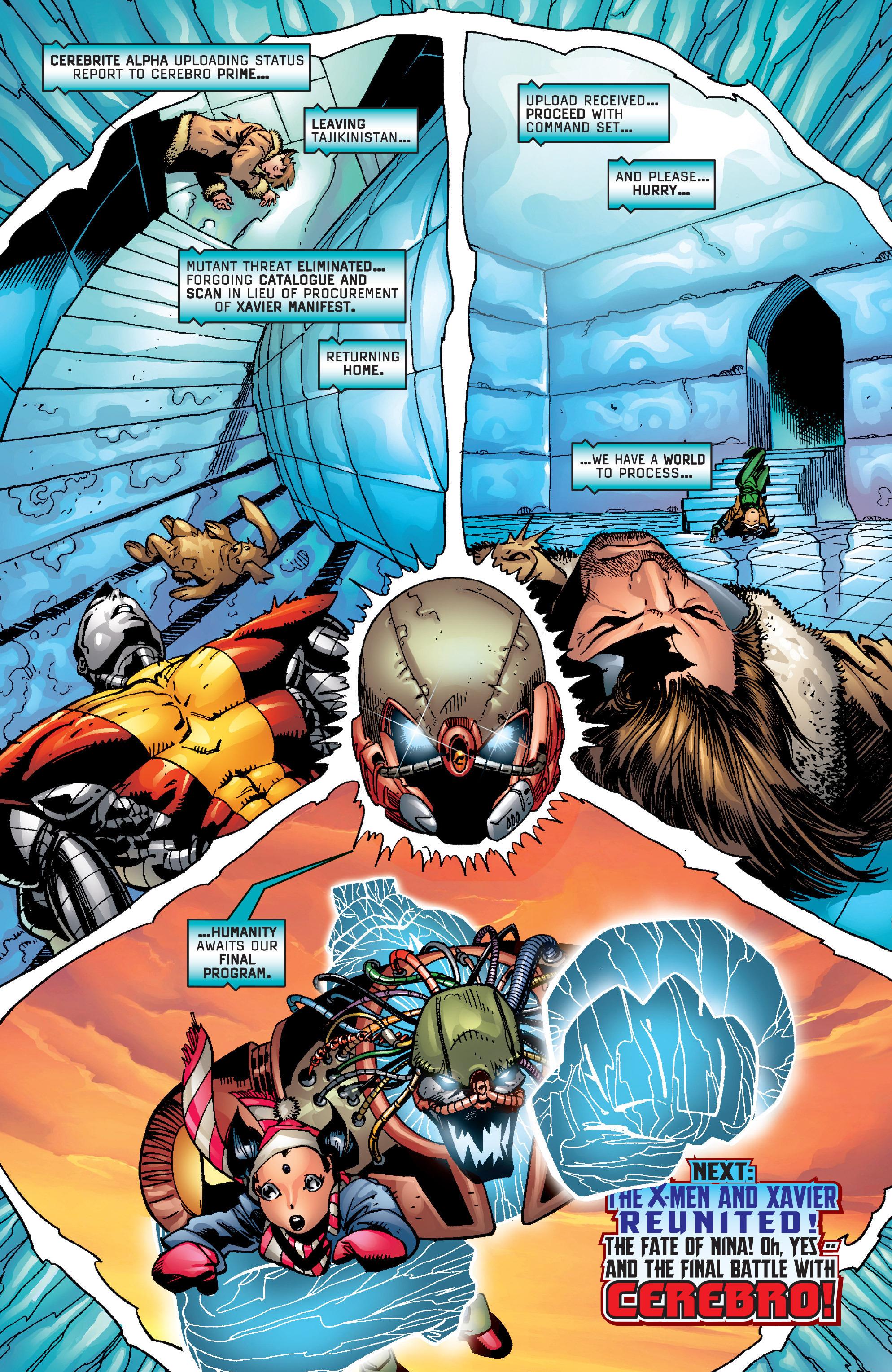 X-Men (1991) 83 Page 21