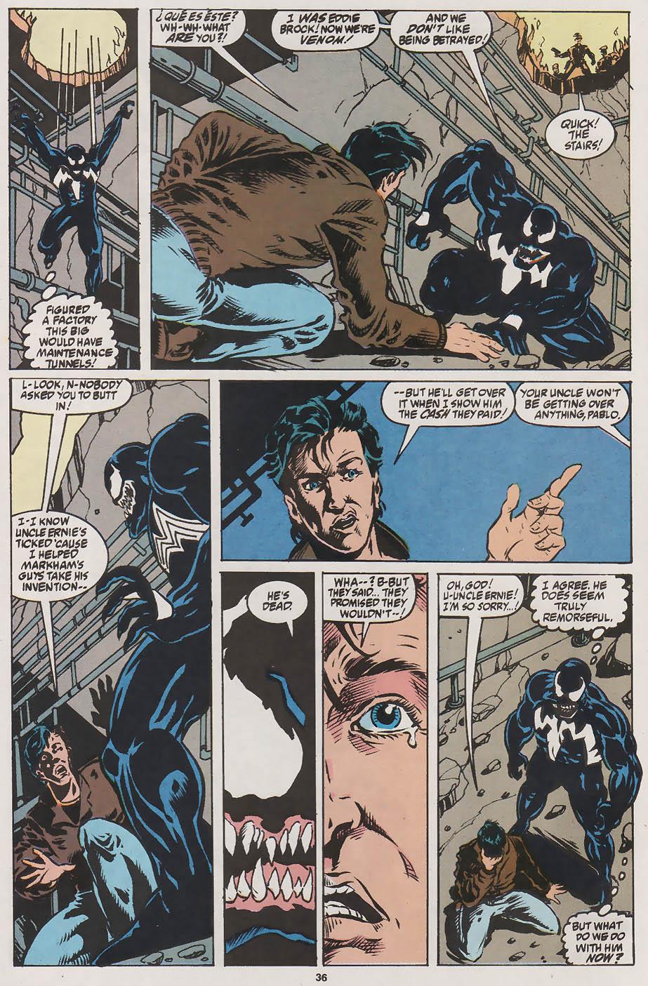 Web of Spider-Man (1985) _Annual 8 #8 - English 32