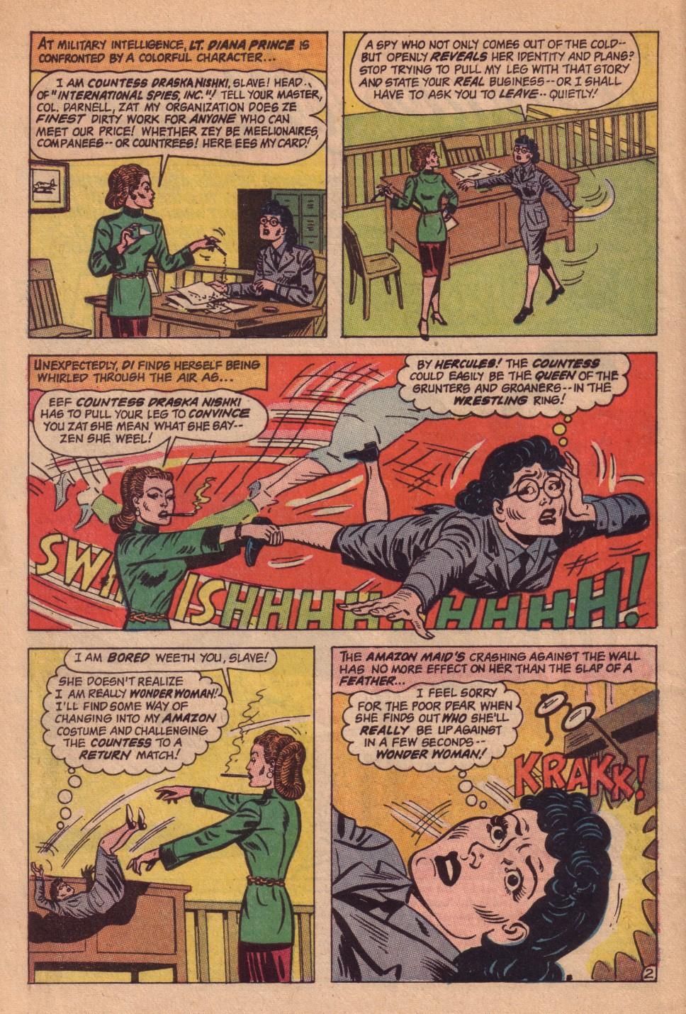 Read online Wonder Woman (1942) comic -  Issue #161 - 4