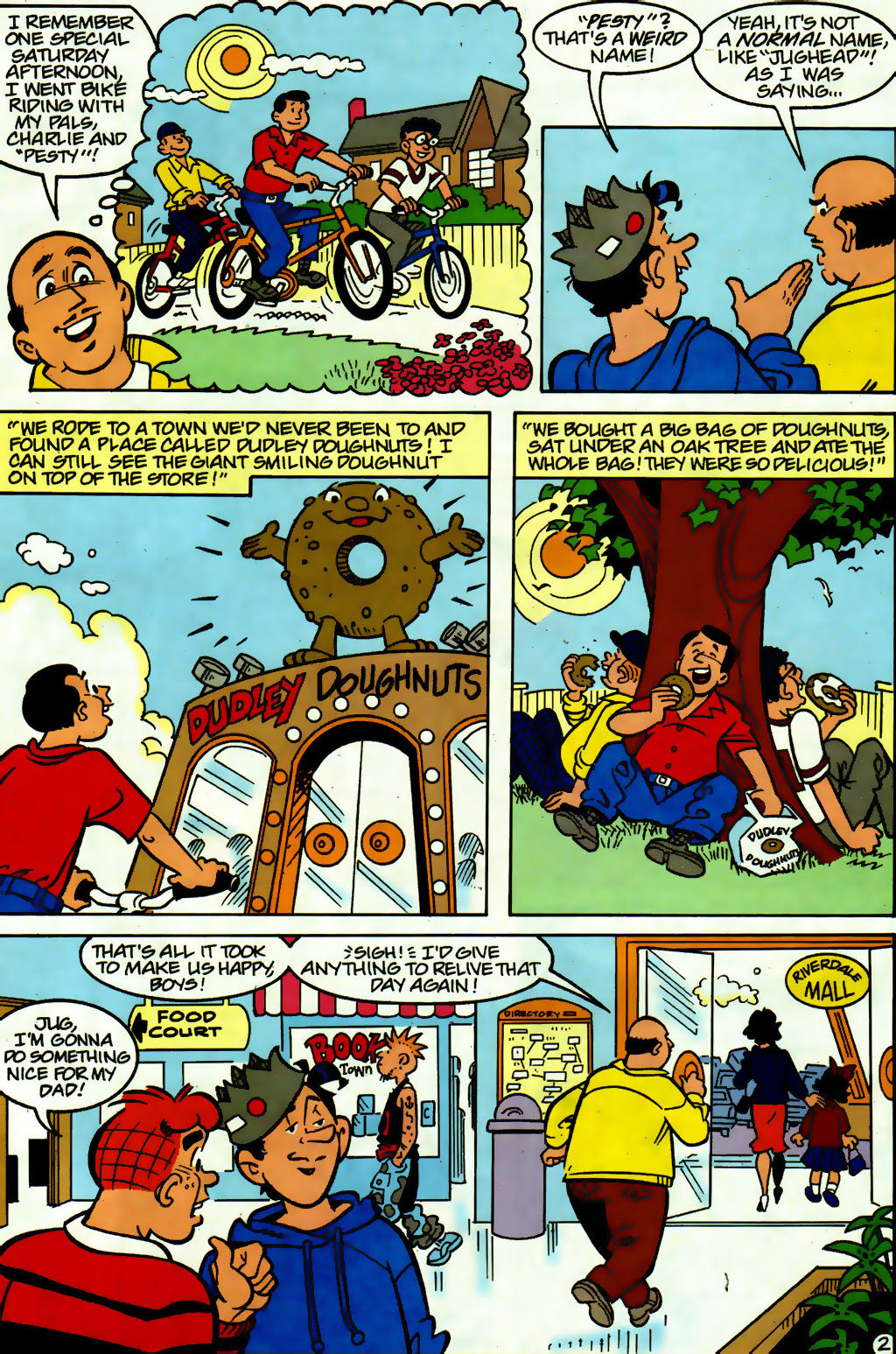 Read online Archie (1960) comic -  Issue #560 - 19