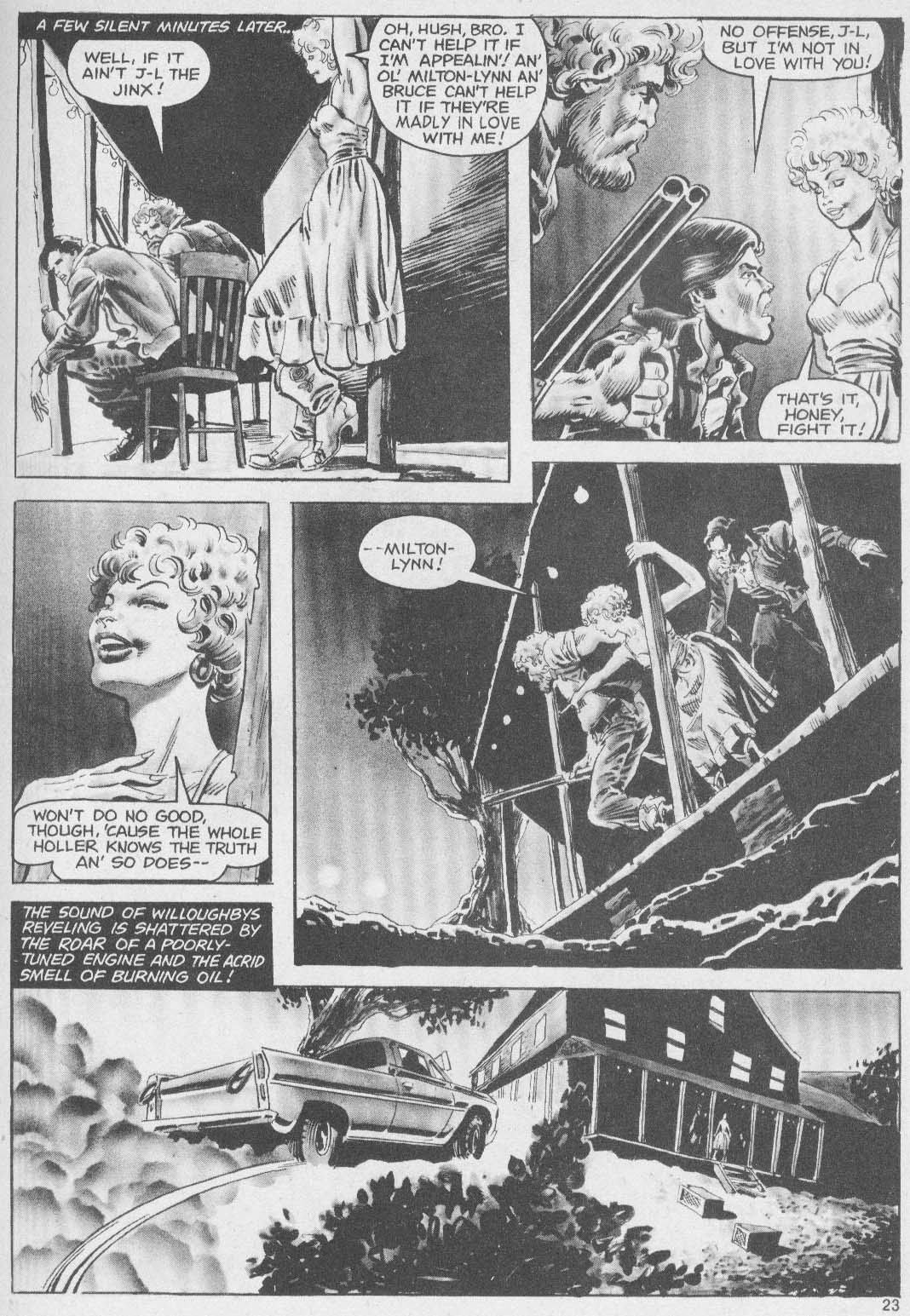 Hulk (1978) issue 27 - Page 23