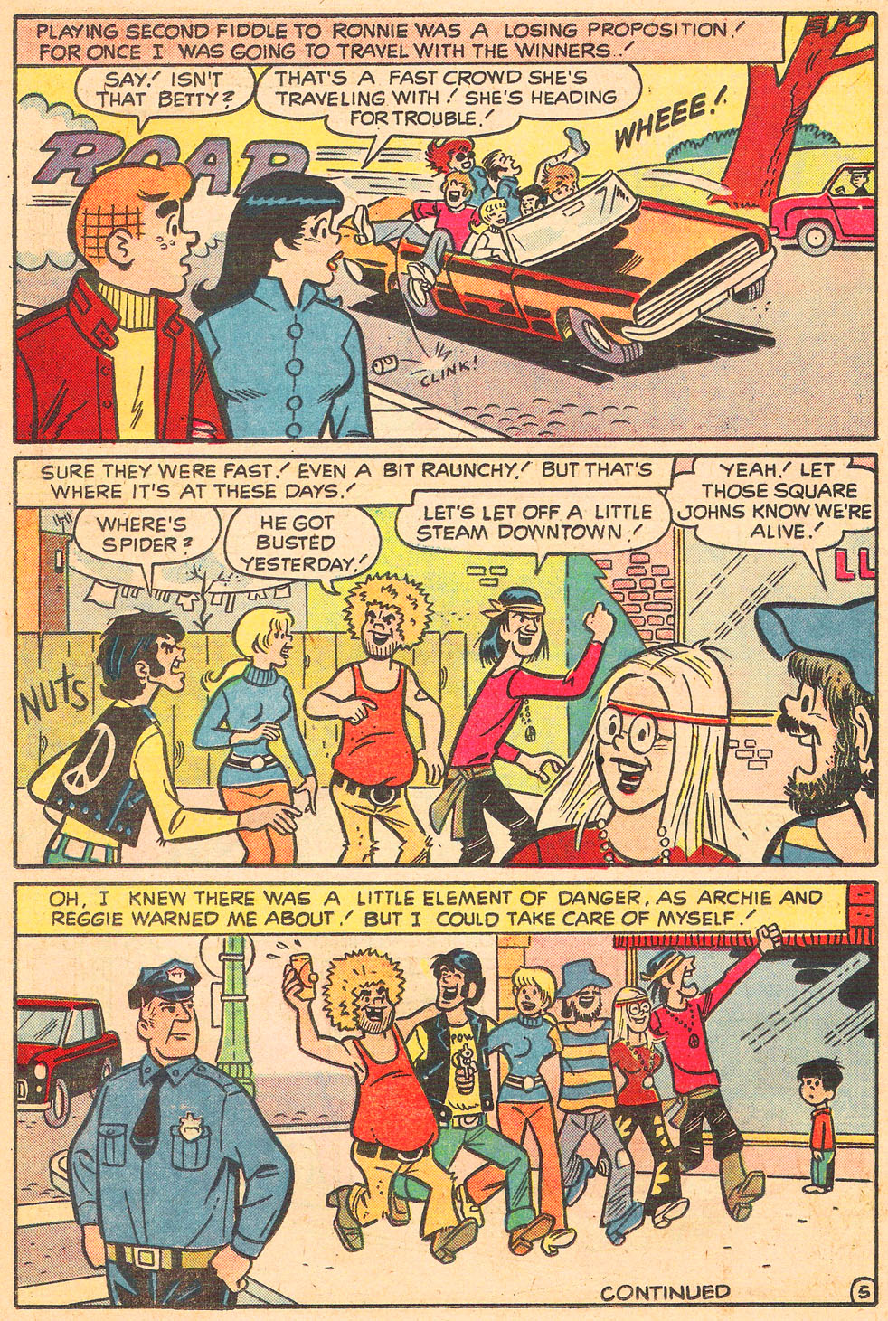 Read online Archie's Girls Betty and Veronica comic -  Issue #220 - 18