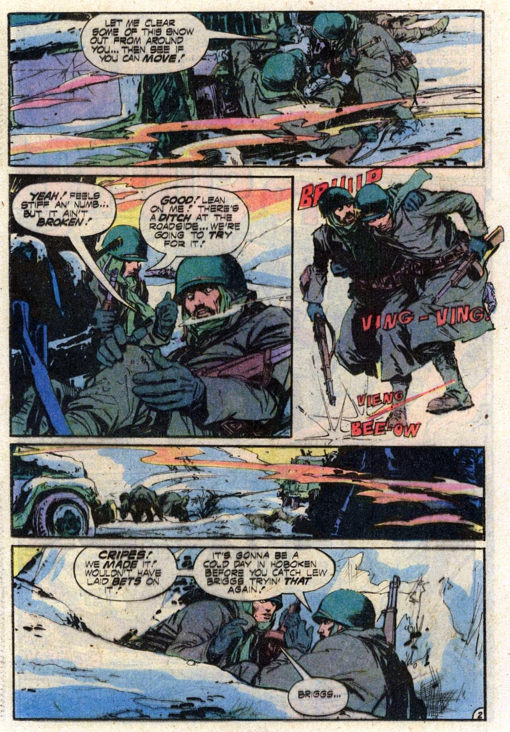 Read online All-Out War comic -  Issue #4 - 36