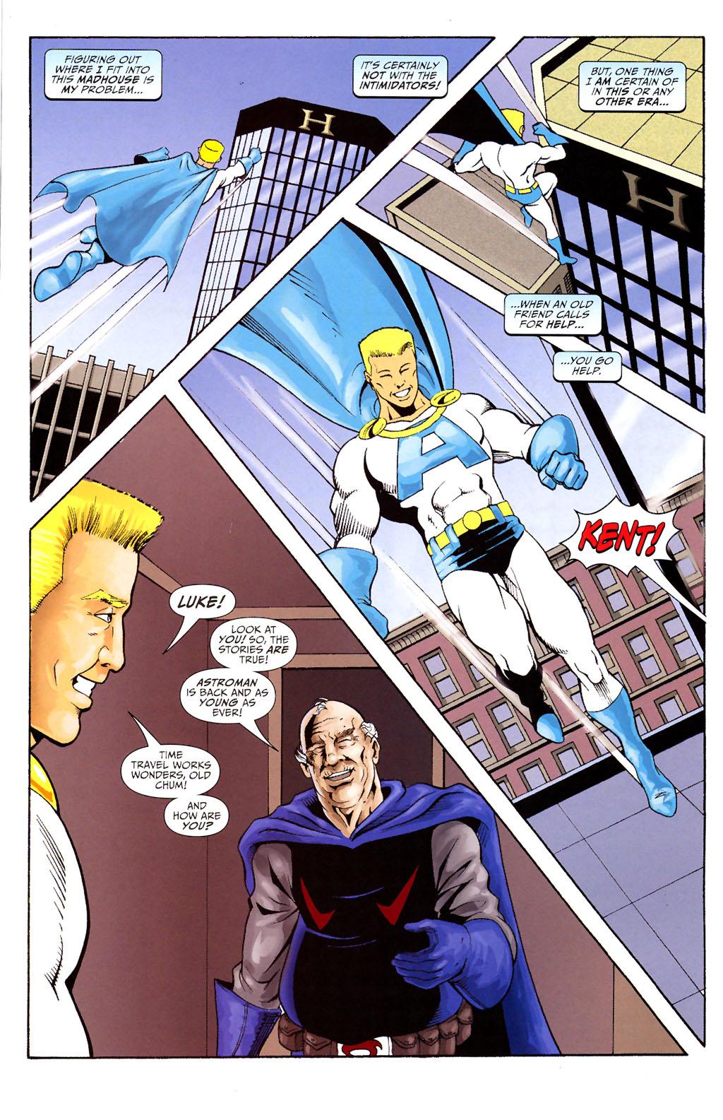 Read online ShadowHawk (2005) comic -  Issue #12 - 4