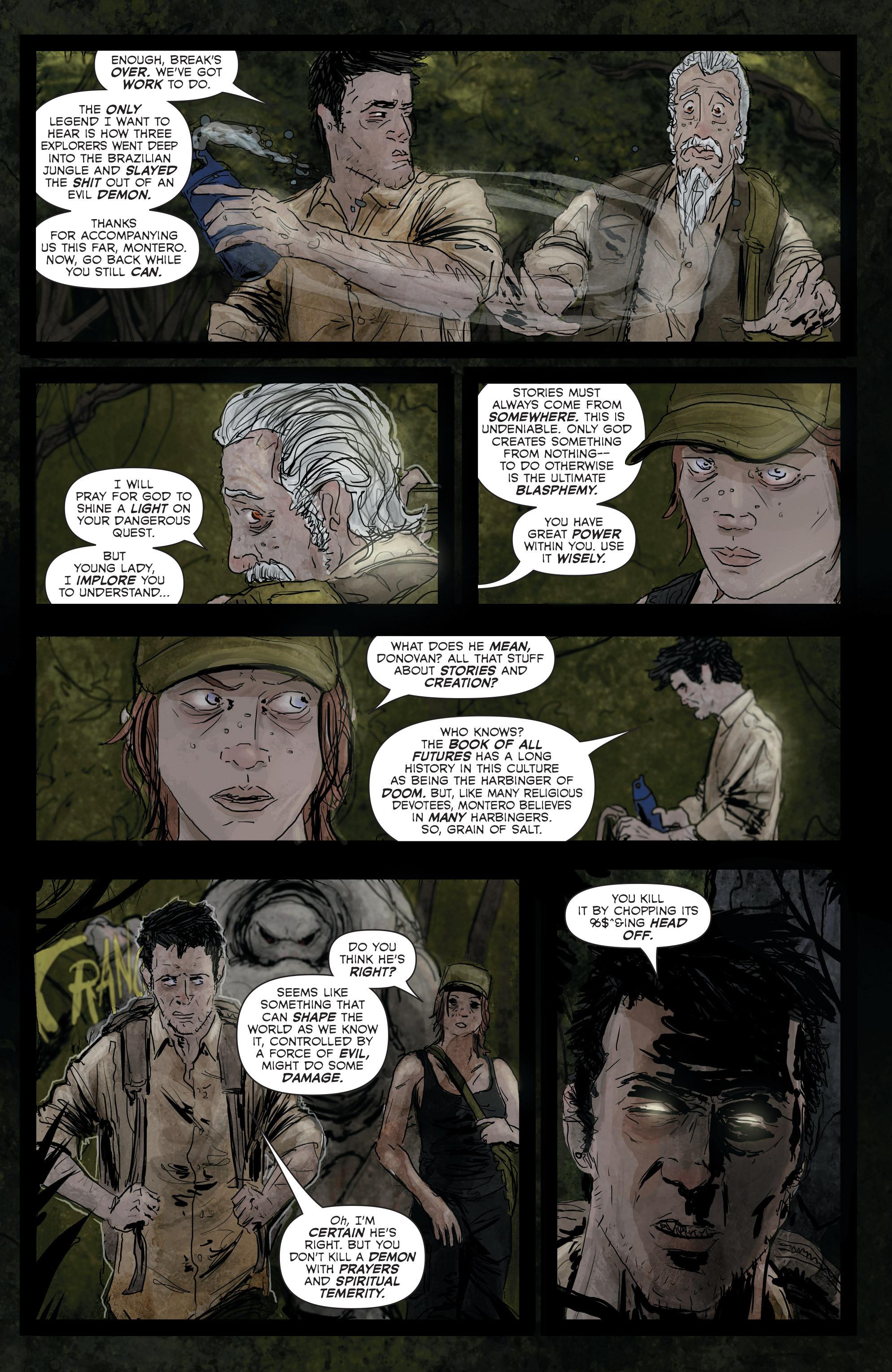 Read online Hoax Hunters (2012) comic -  Issue # TPB 3 - 29