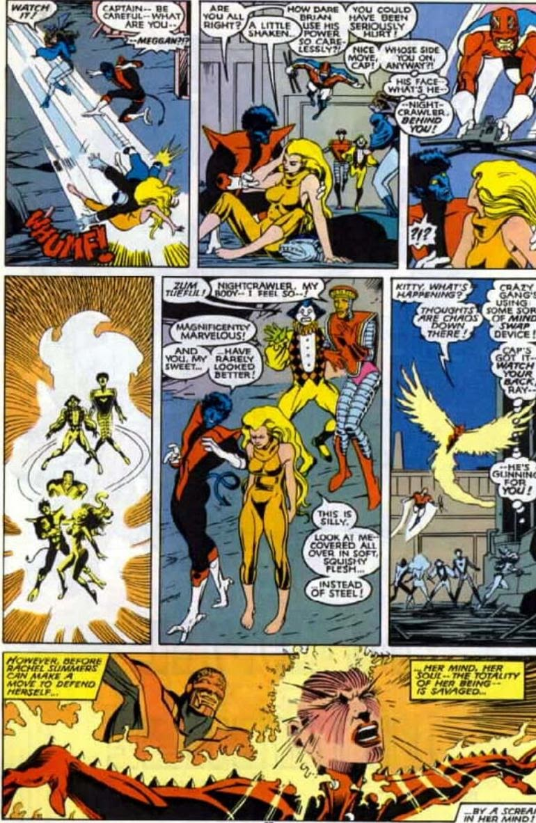 Excalibur (1988) issue 4 - Page 21