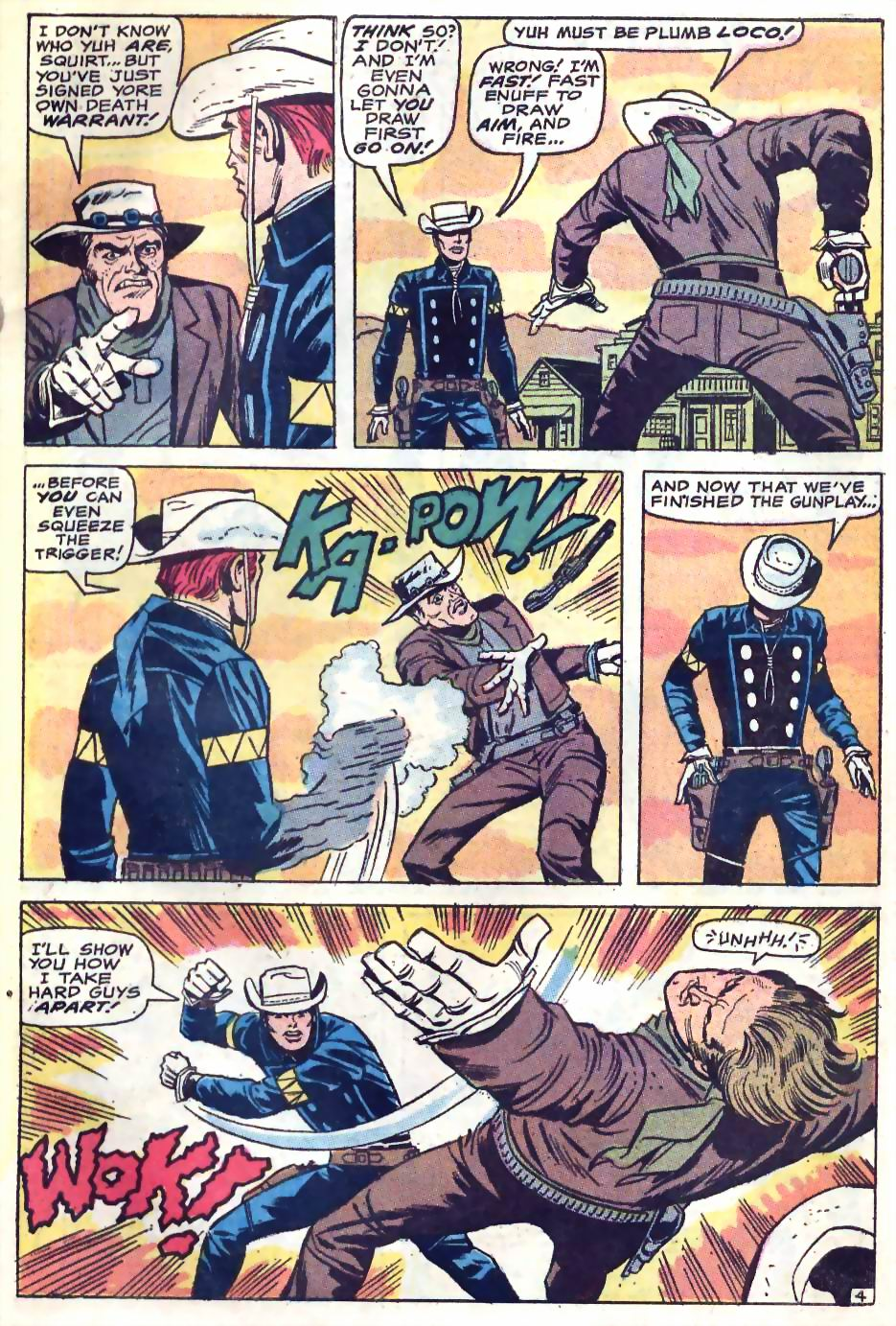 The Rawhide Kid (1955) issue 75 - Page 7