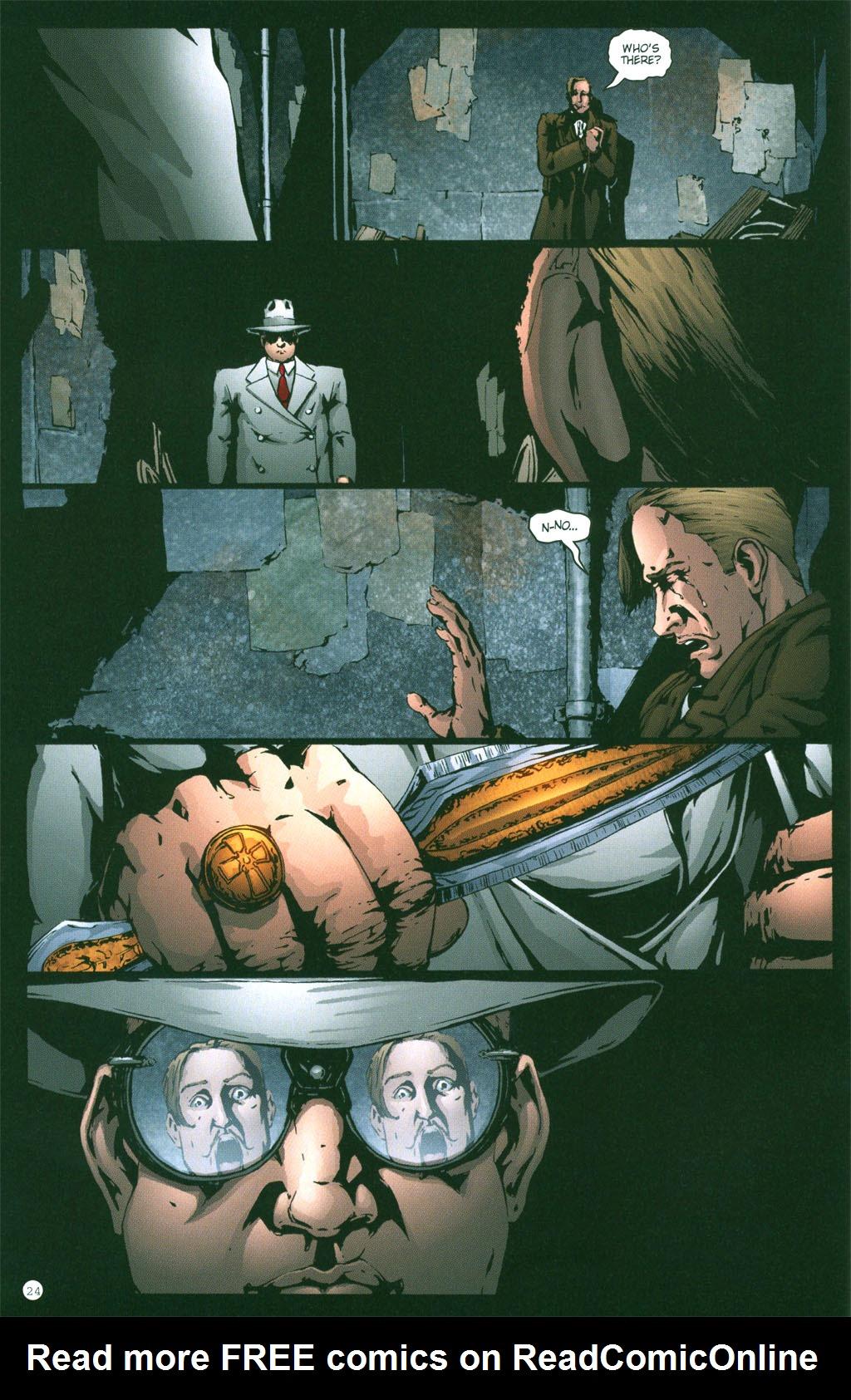 Read online Rex Mundi comic -  Issue #3 - 26