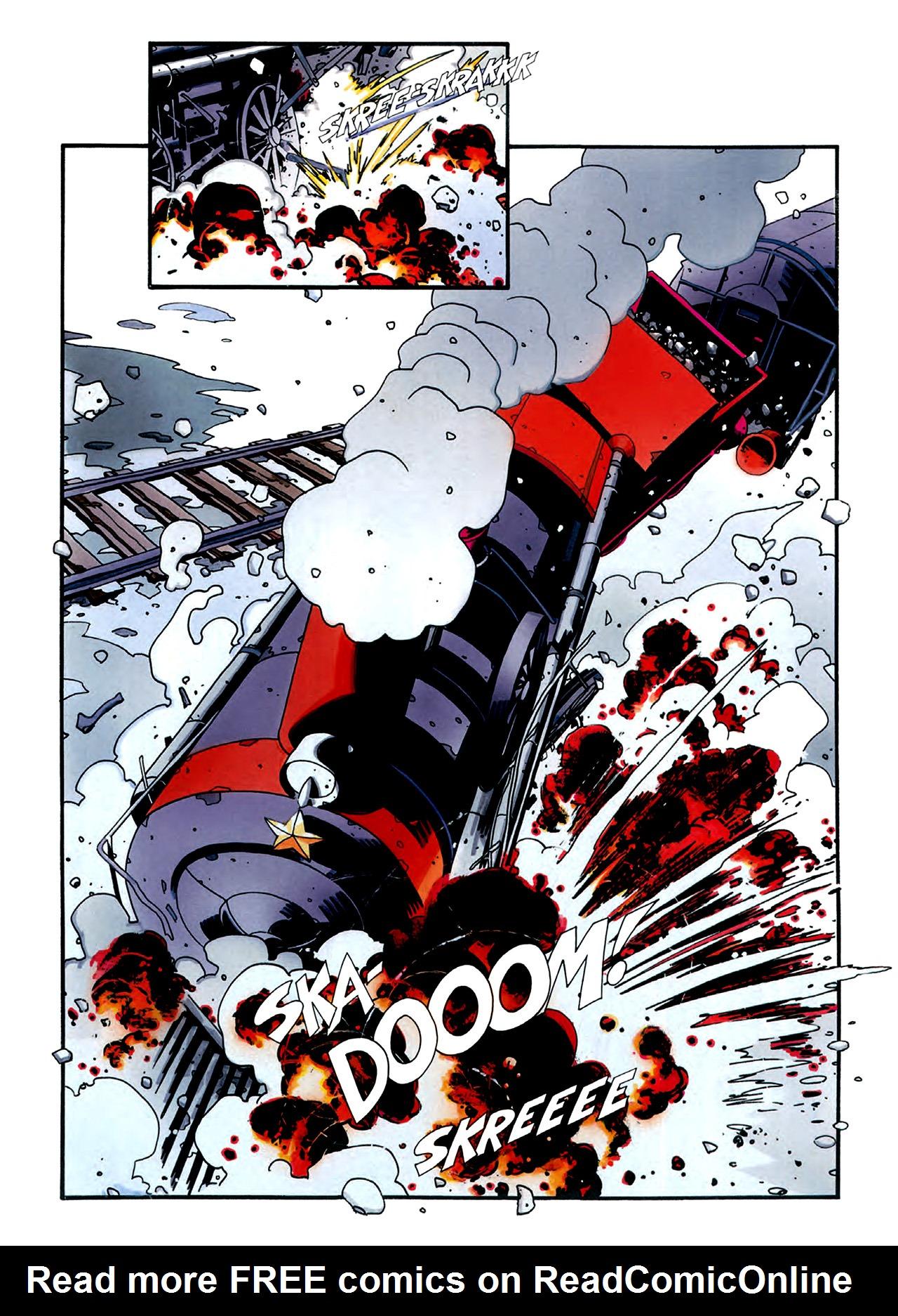 Read online Nikolai Dante comic -  Issue # TPB 3 - 34