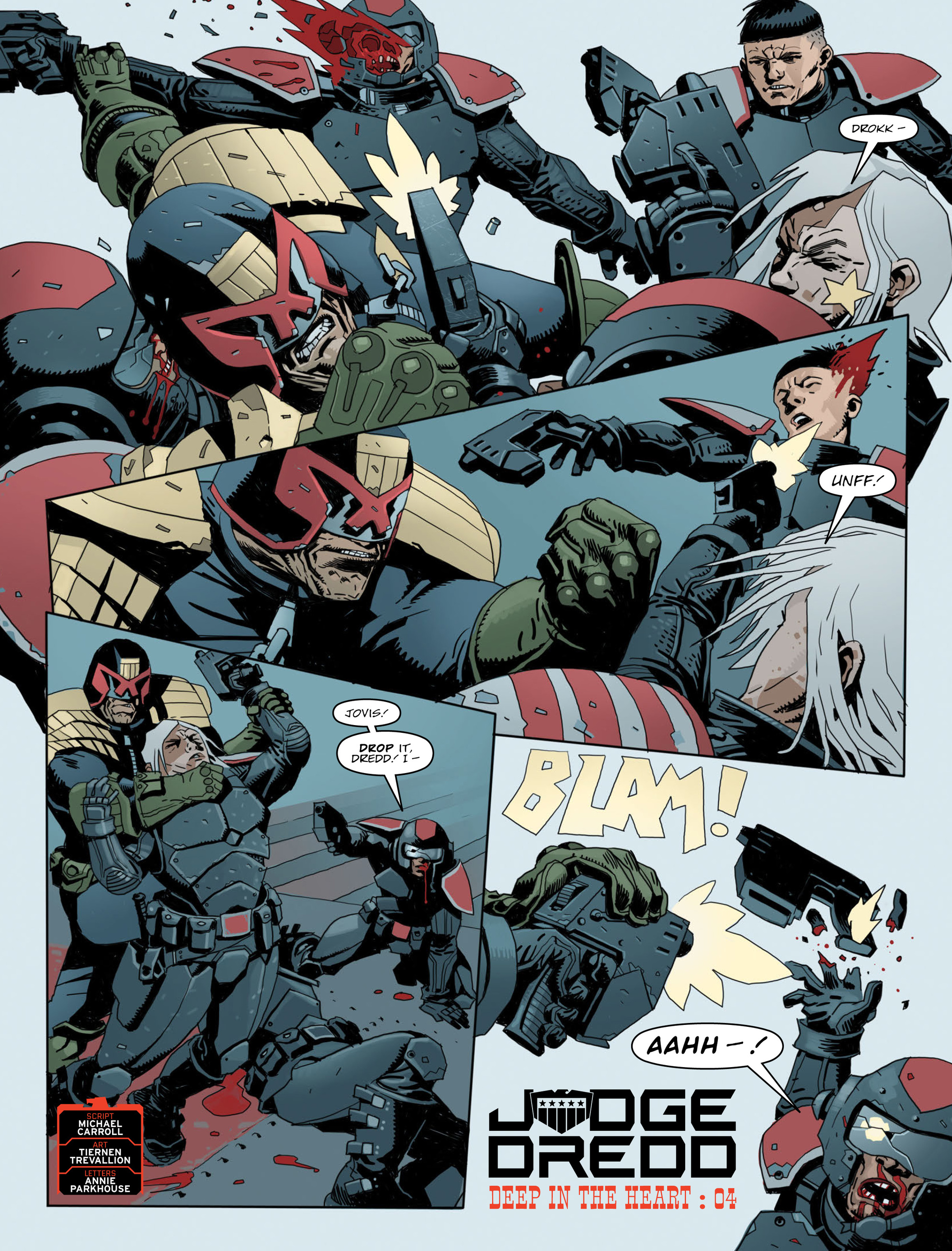 Read online 2000 AD comic -  Issue #2015 - 3