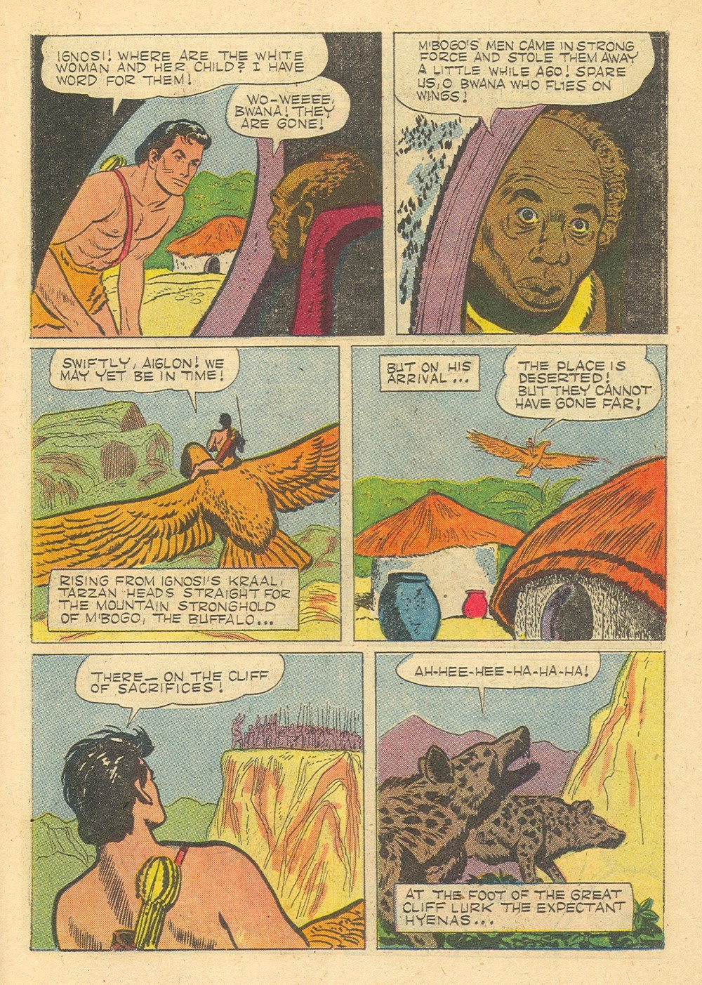 Tarzan (1948) issue 65 - Page 23