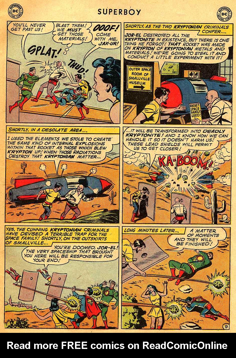 Superboy (1949) issue 95 - Page 28