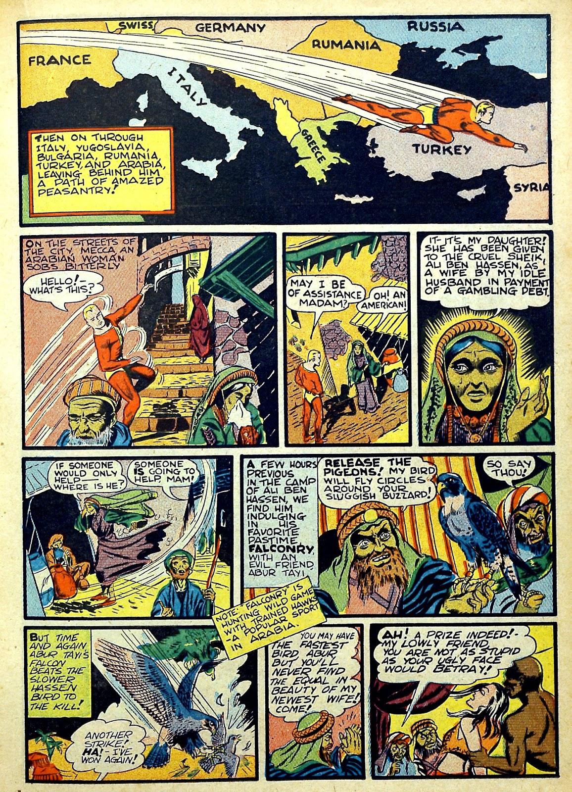 Read online Silver Streak Comics comic -  Issue #22 - 27