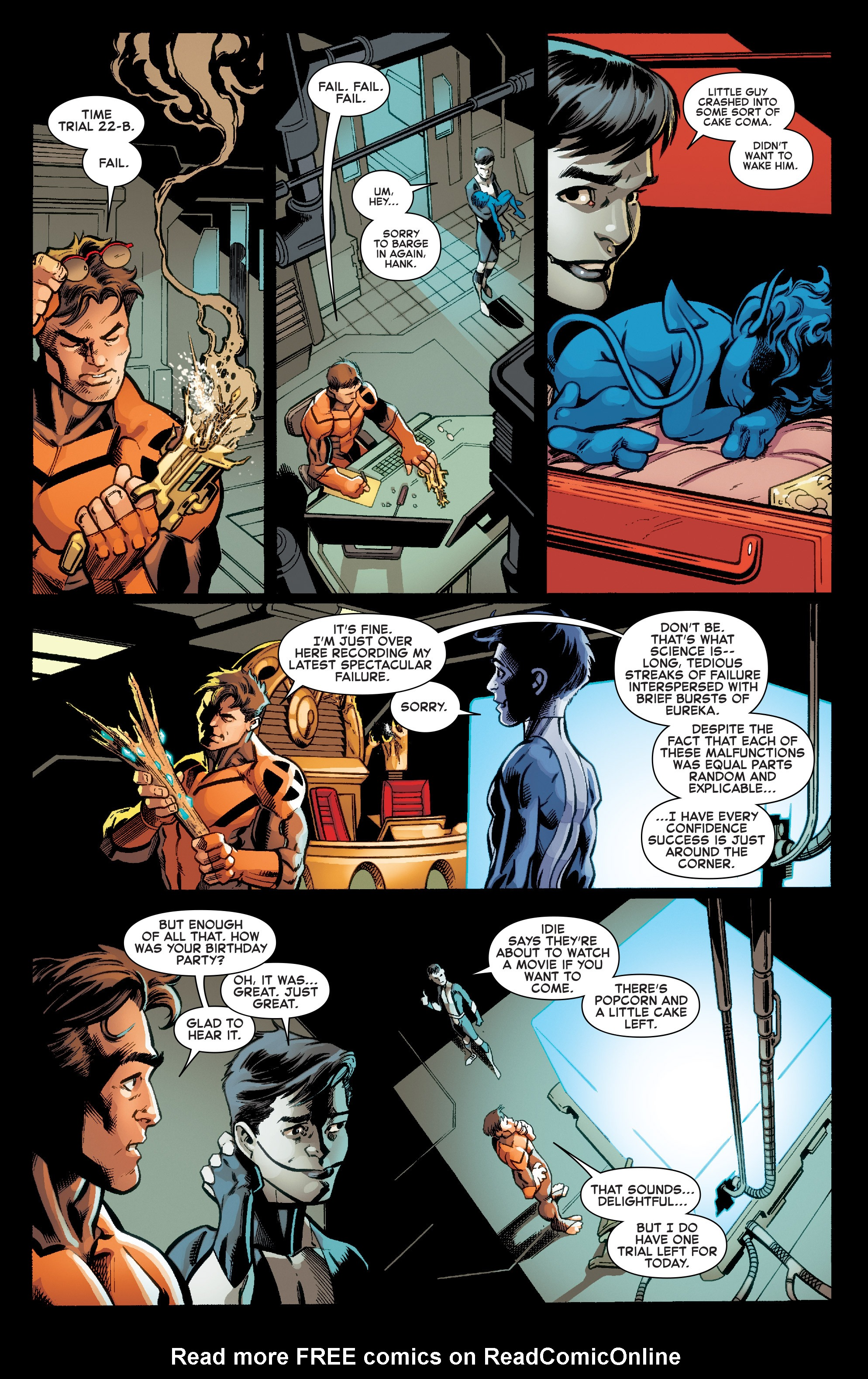 Read online All-New X-Men (2016) comic -  Issue #9 - 14
