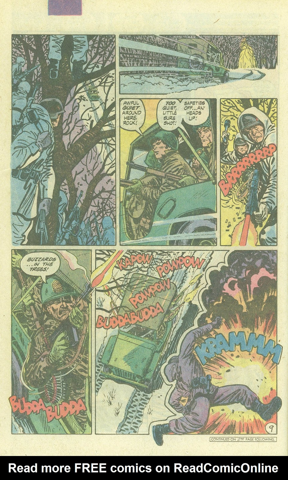Sgt. Rock issue Annual 3 - Page 11