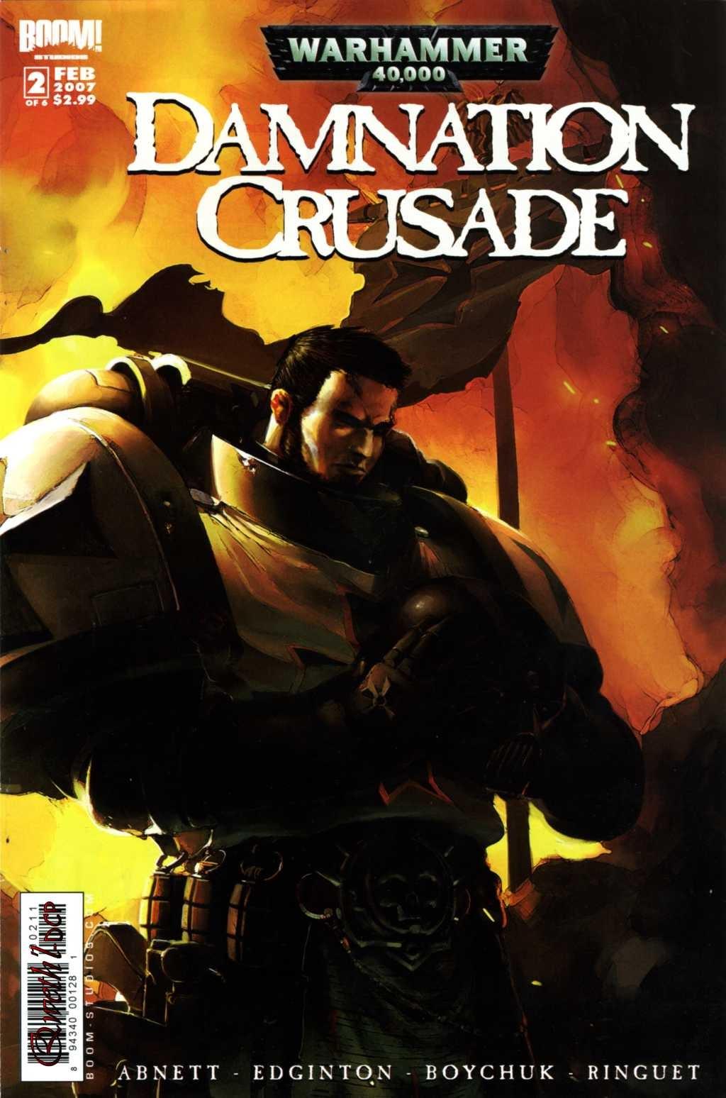 Warhammer 40,000: Damnation Crusade 2 Page 1