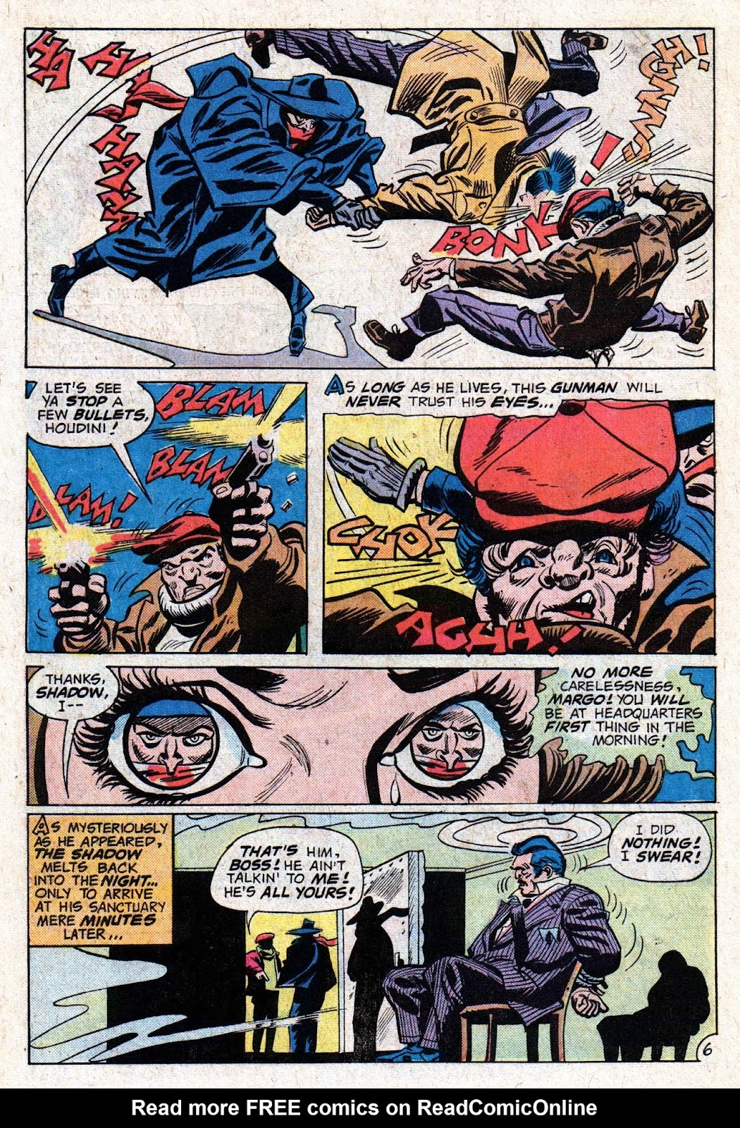The Shadow (1973) issue 9 - Page 10