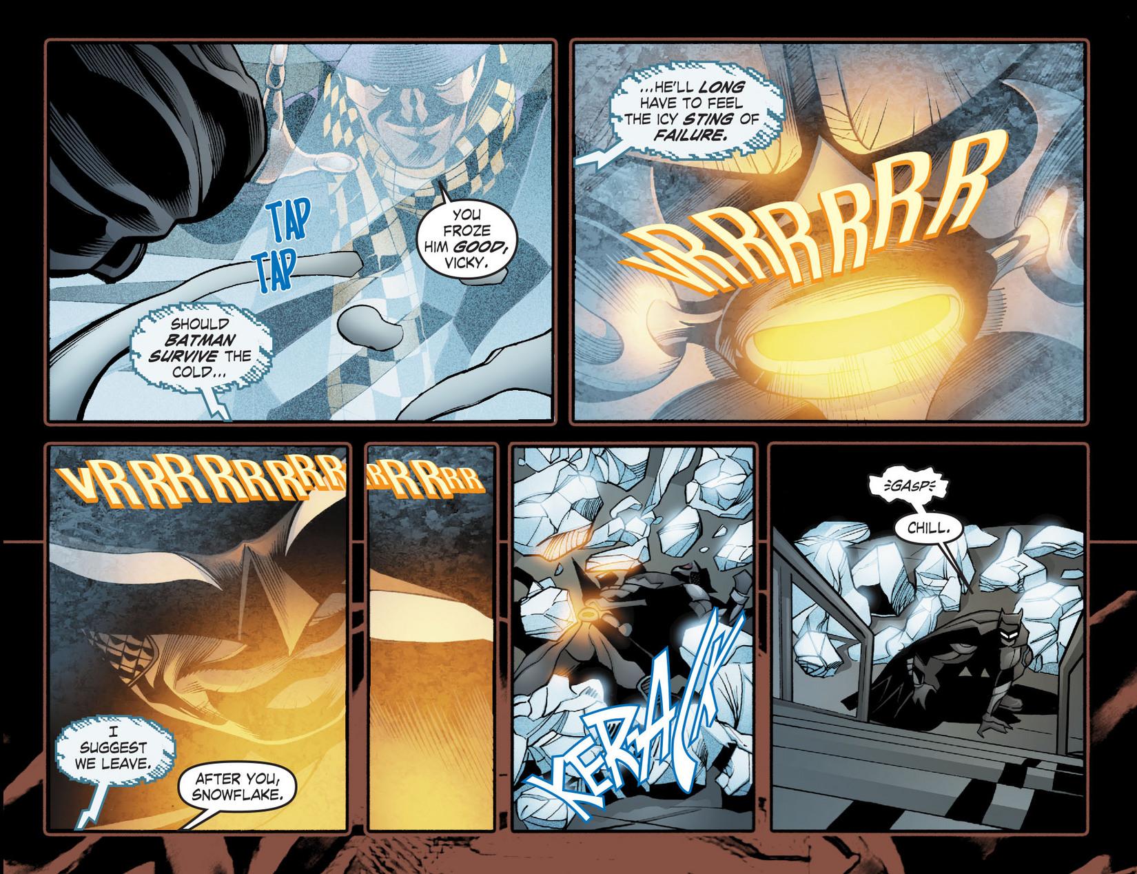 Read online Smallville: Season 11 comic -  Issue #20 - 9