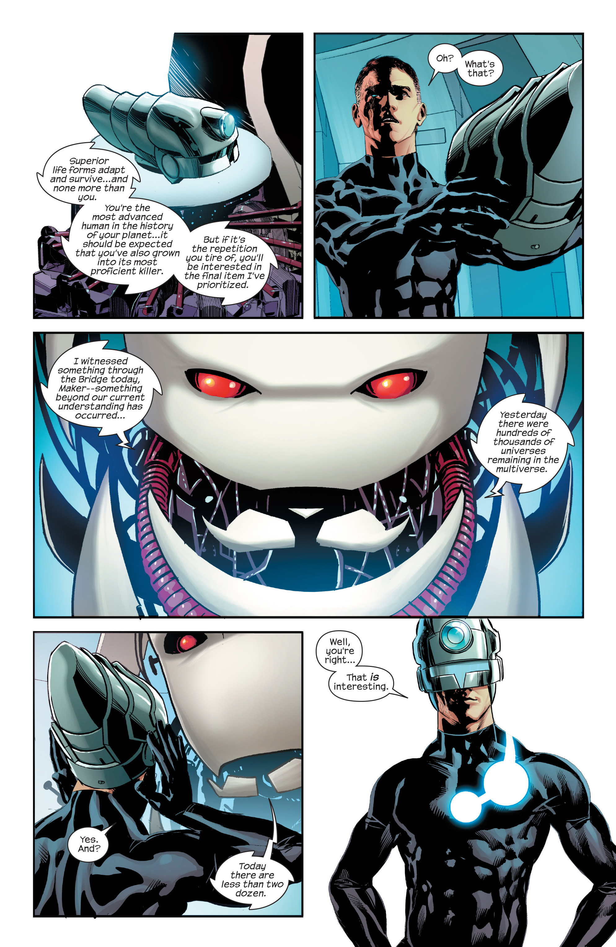 Read online Avengers (2013) comic -  Issue #41 - 10