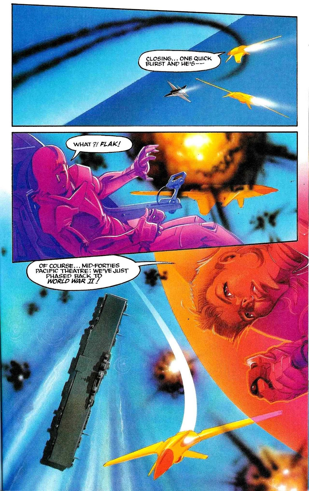 Tempus Fugitive issue 1 - Page 34