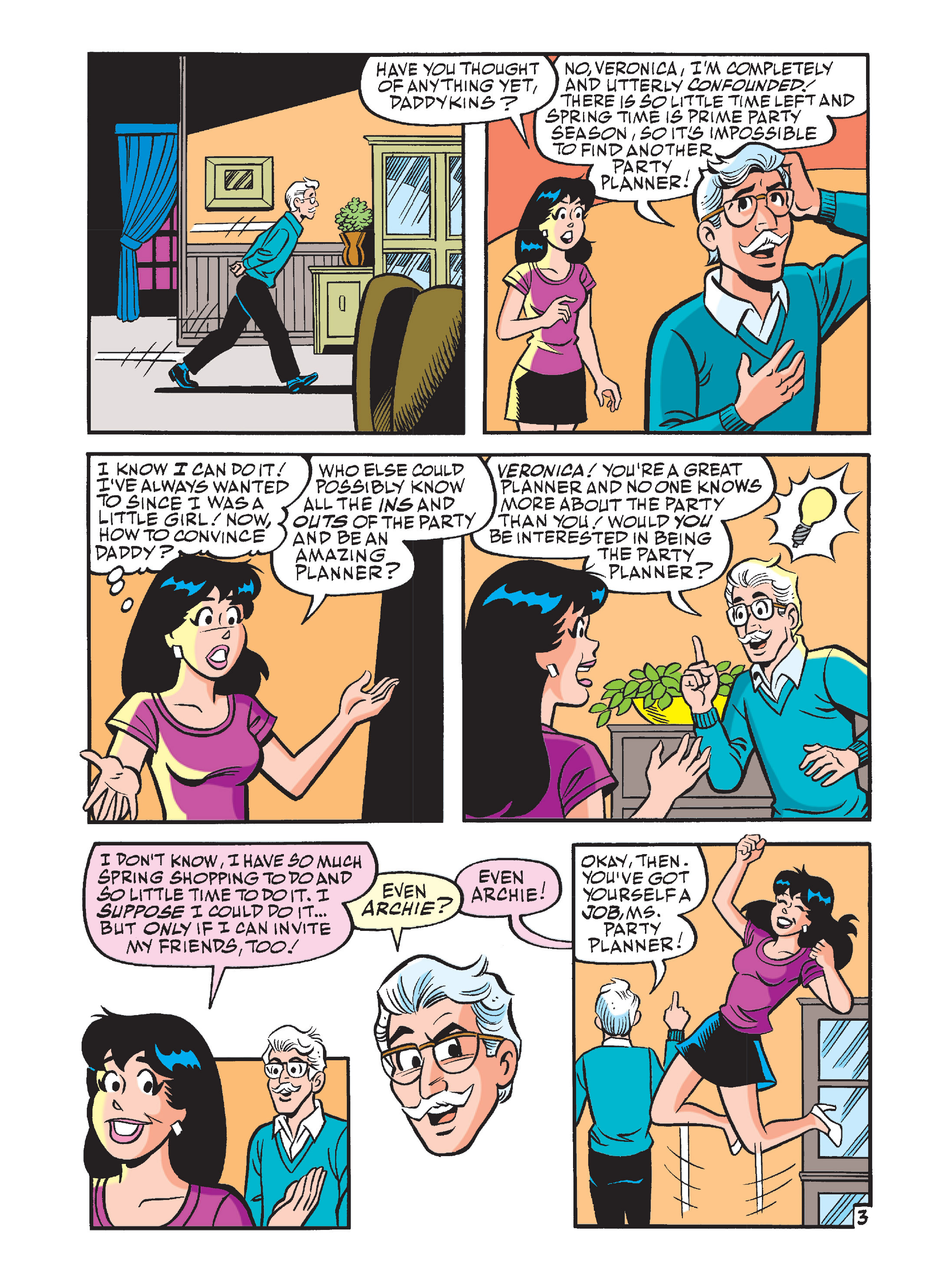 Read online Archie's Funhouse Double Digest comic -  Issue #12 - 38