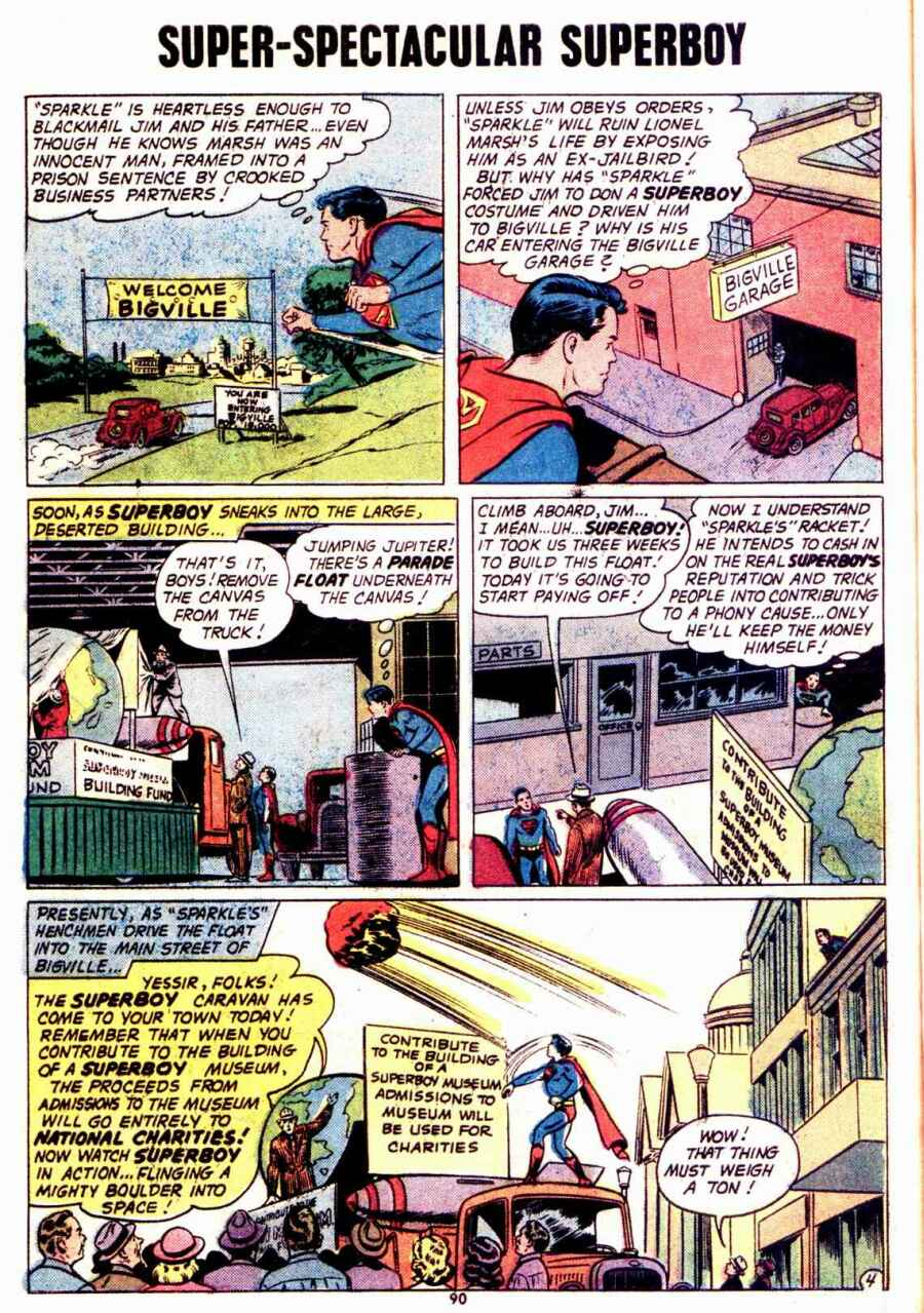 Superboy (1949) issue 202 - Page 78