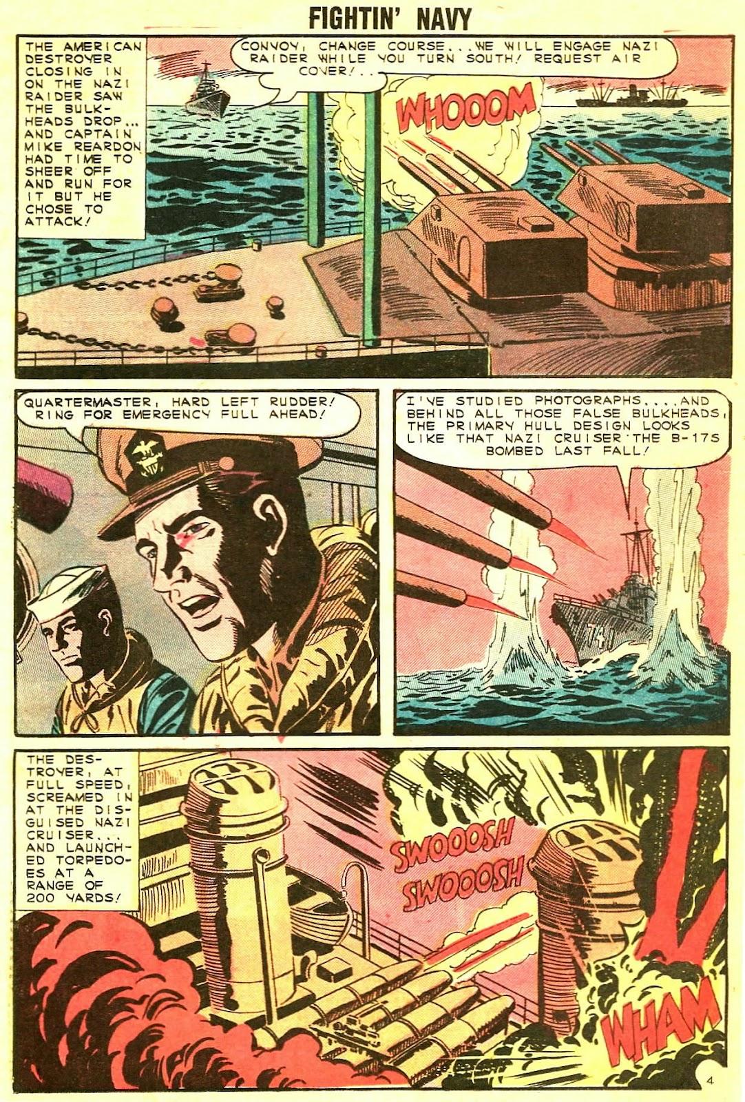 Read online Fightin' Navy comic -  Issue #115 - 24