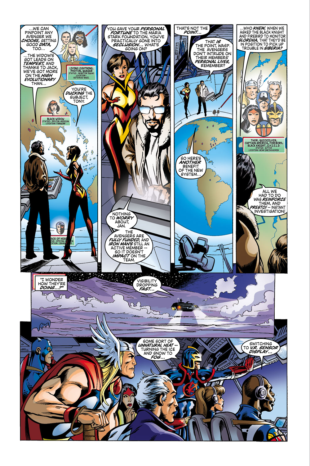 Read online Avengers (1998) comic -  Issue #41 - 8