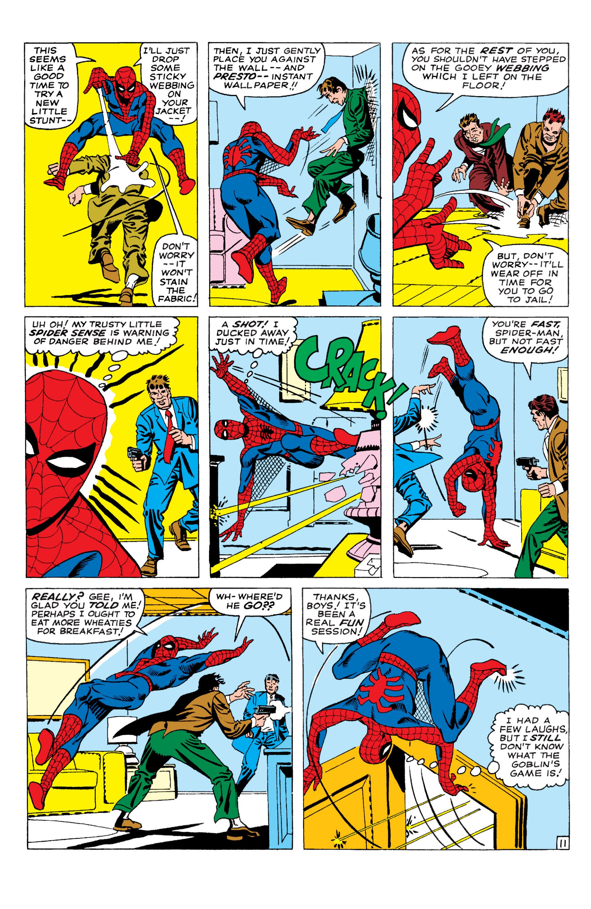 The Amazing Spider-Man (1963) 23 Page 11