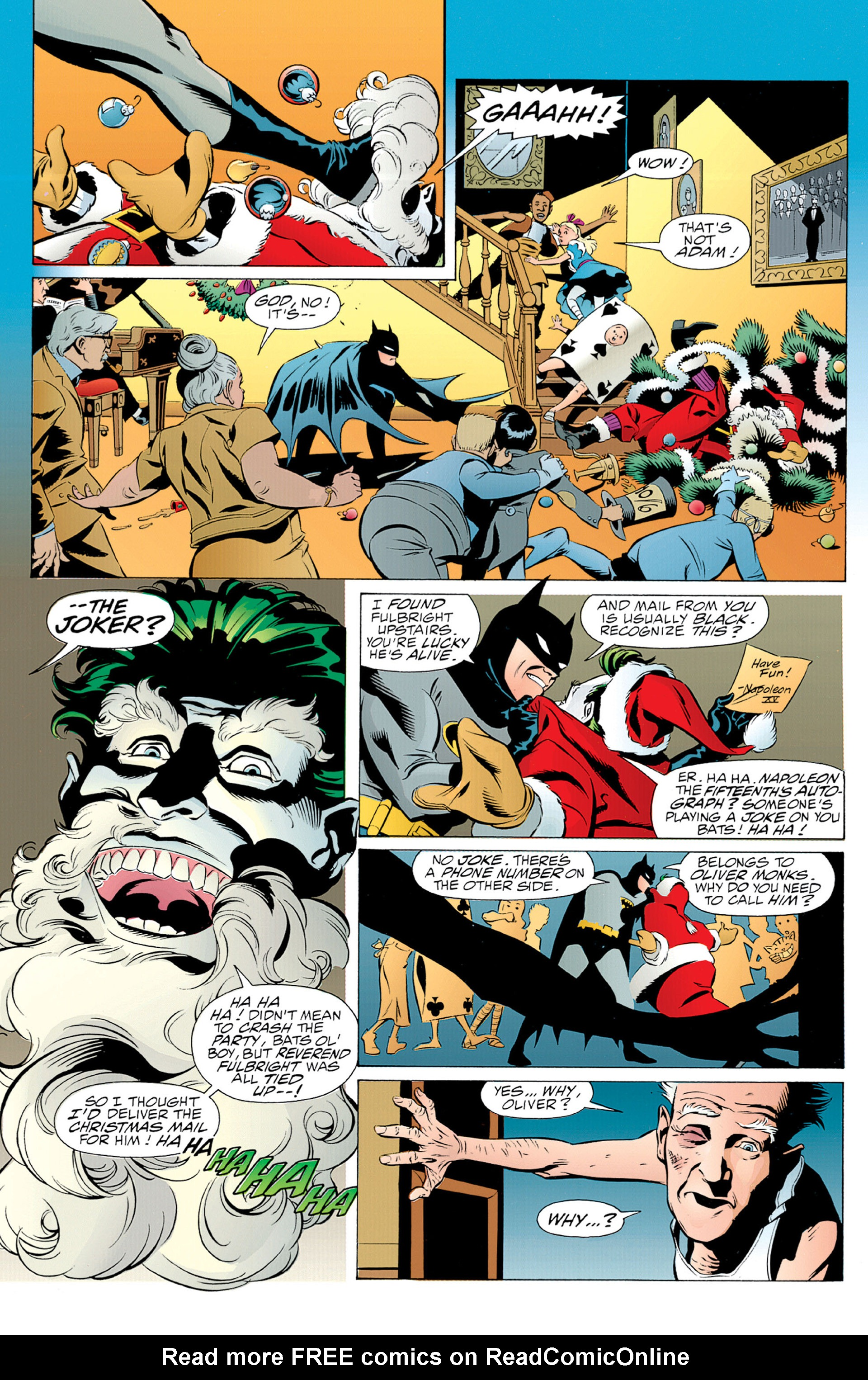 Read online World's Finest (1990) comic -  Issue #2 - 39