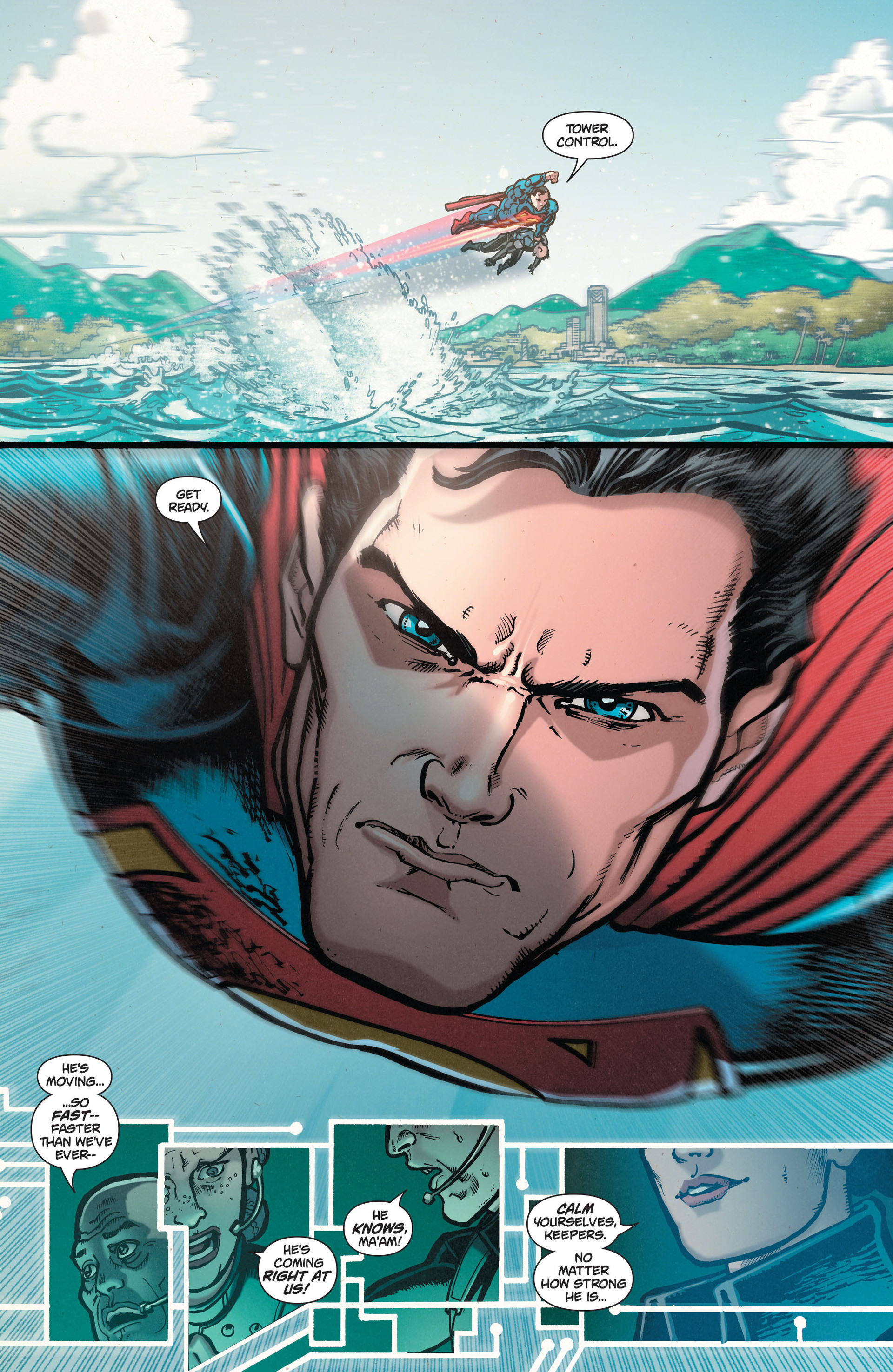 Read online Action Comics (2011) comic -  Issue #29 - 21